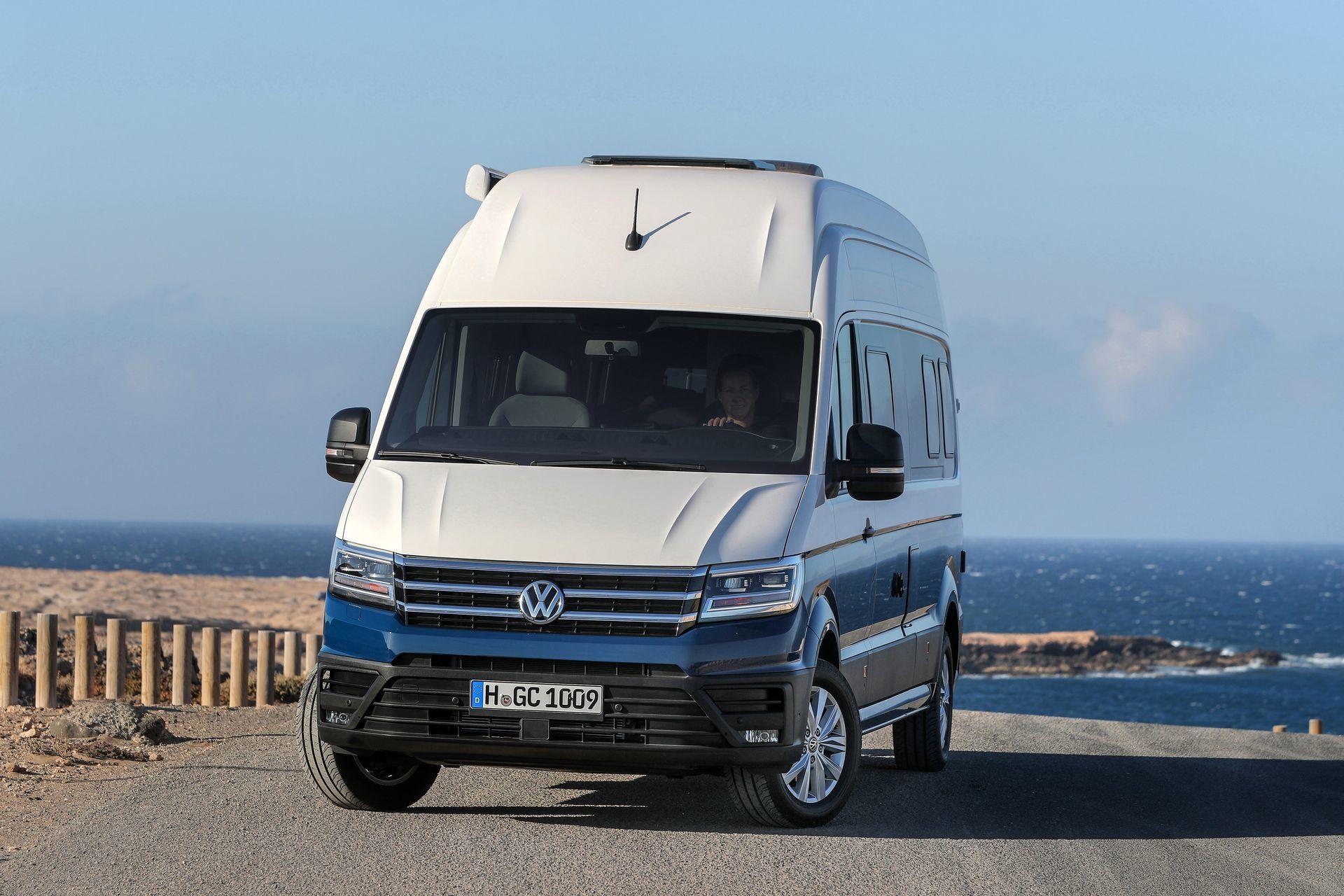 Prueba Volkswagen Grand California 17