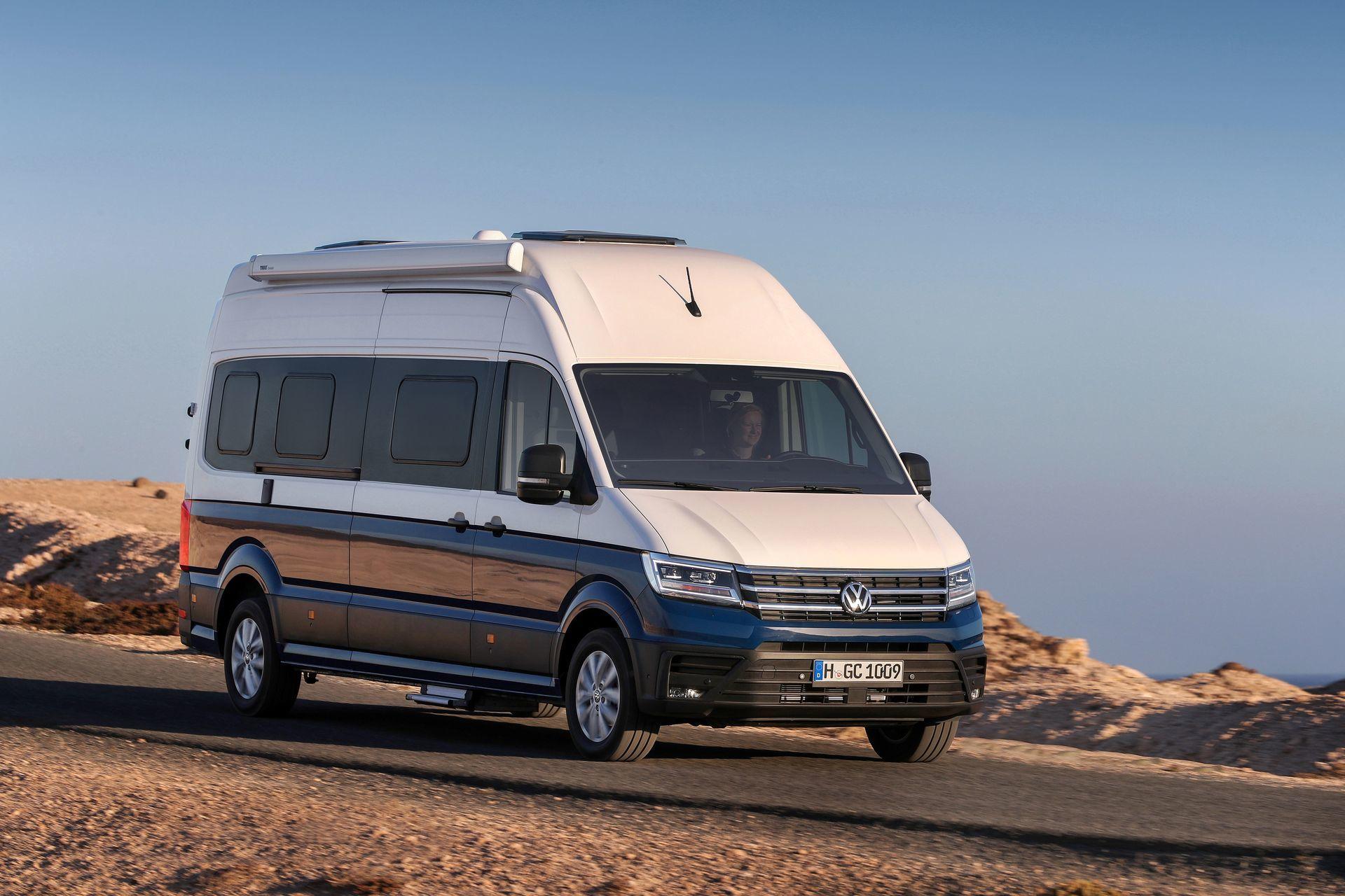 Prueba Volkswagen Grand California 19