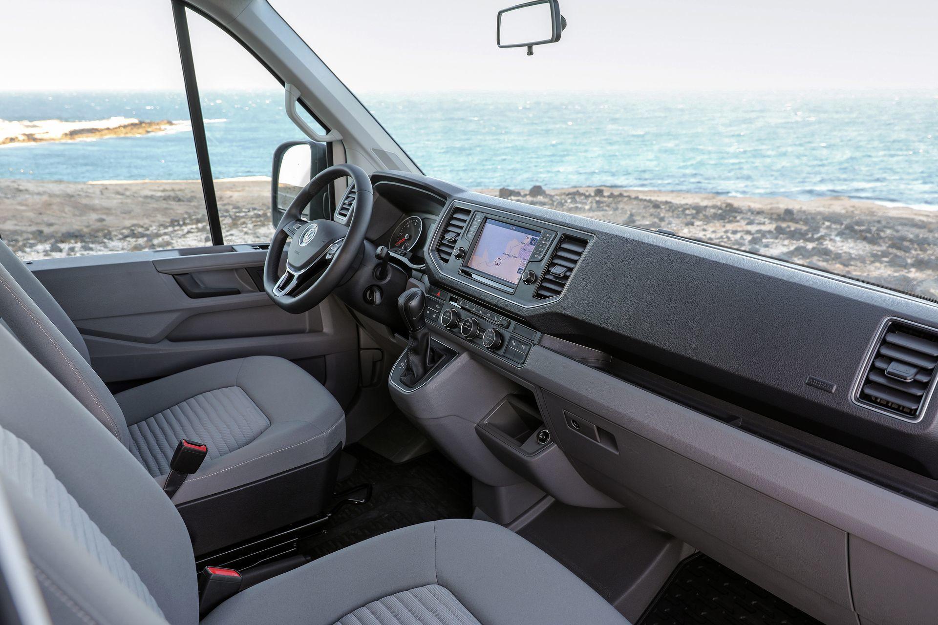 Prueba Volkswagen Grand California 20