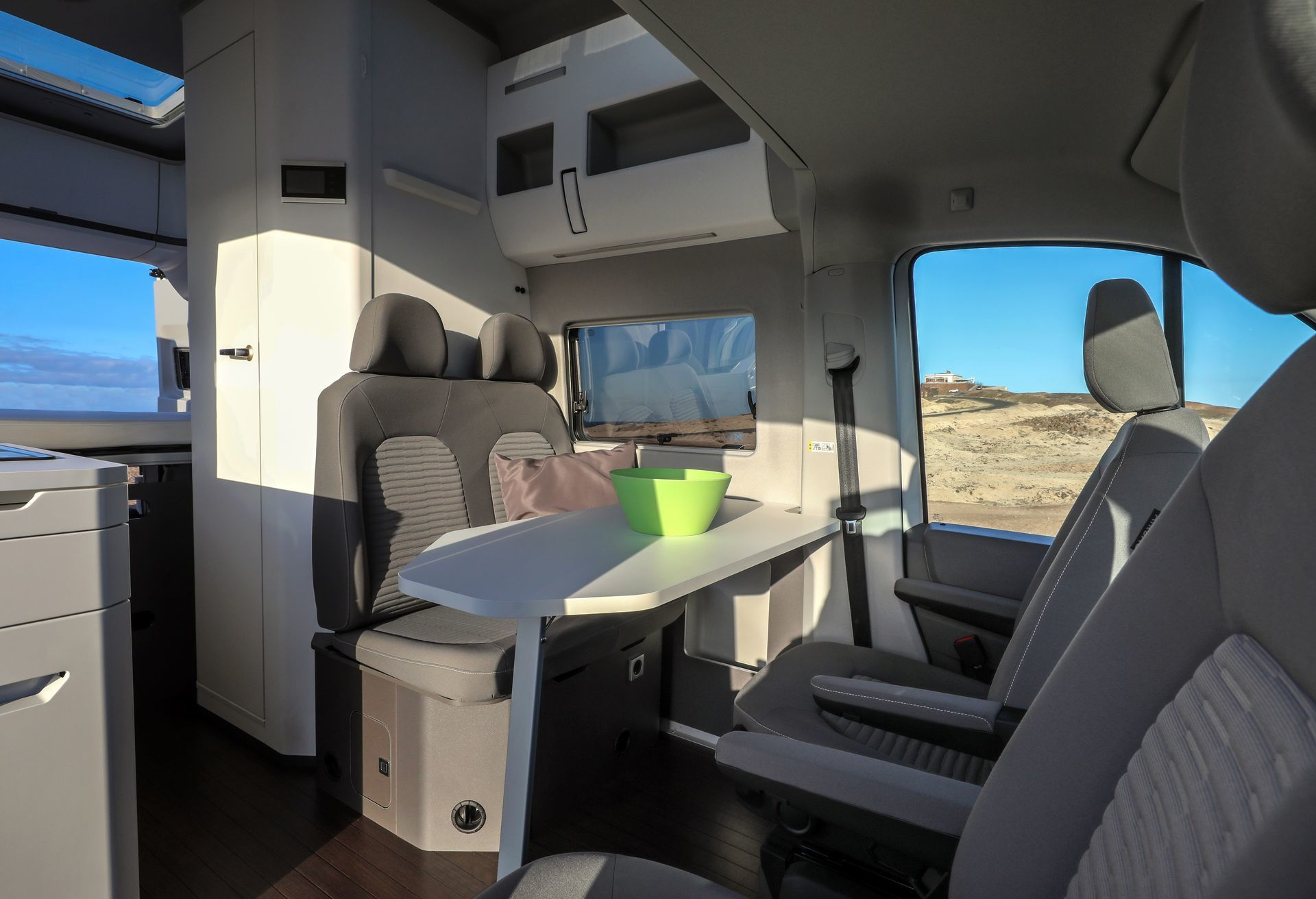 Prueba Volkswagen Grand California 3