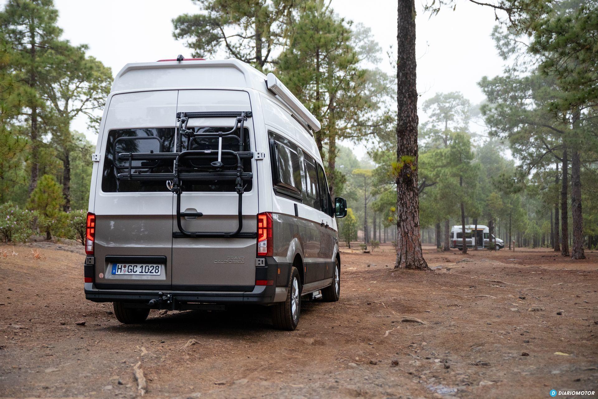 Prueba Volkswagen Grand California 44