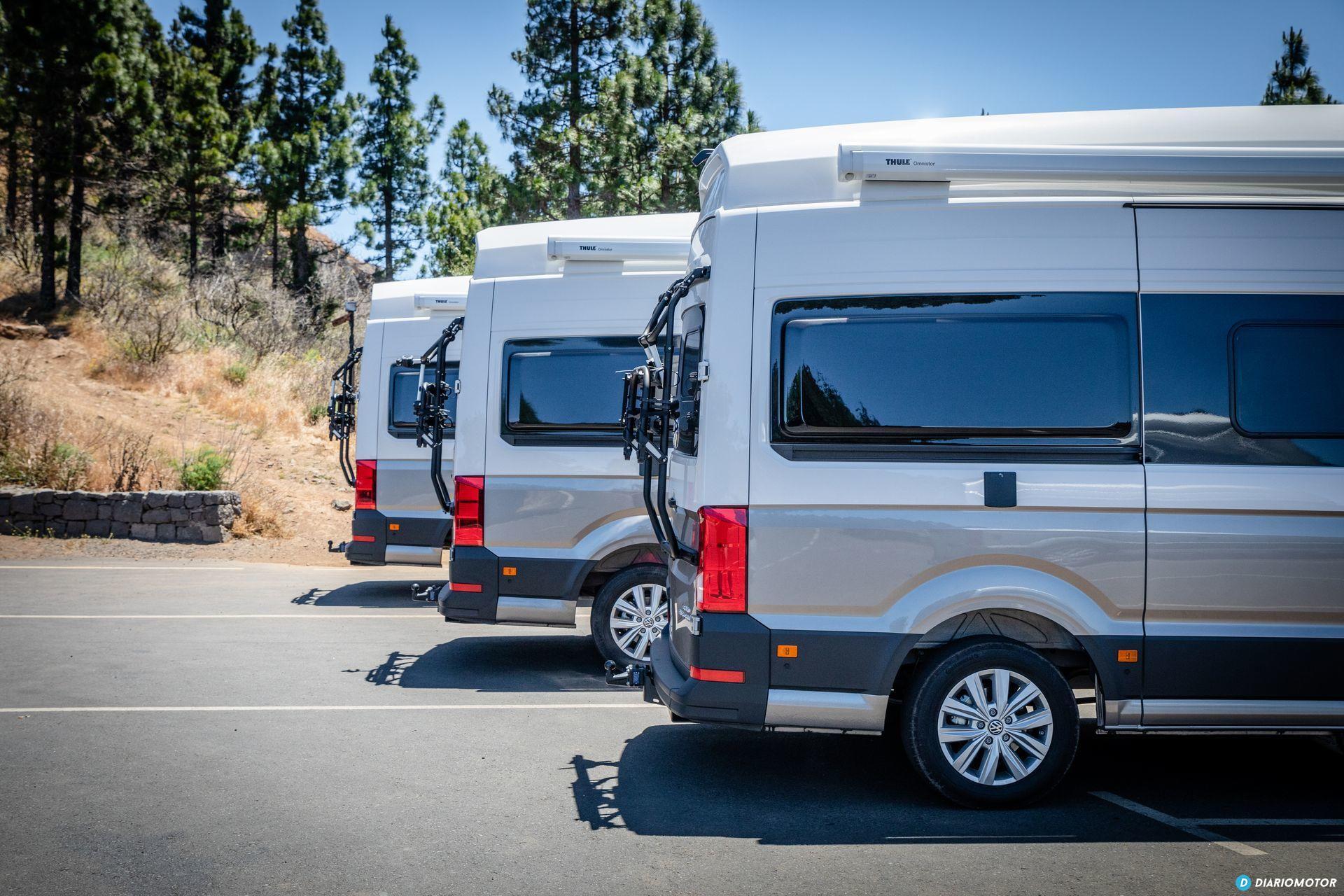 Prueba Volkswagen Grand California 5