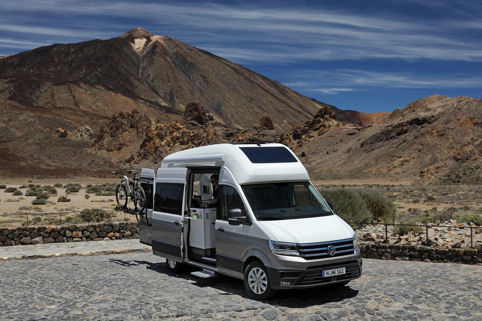 Prueba Volkswagen Grand California 7