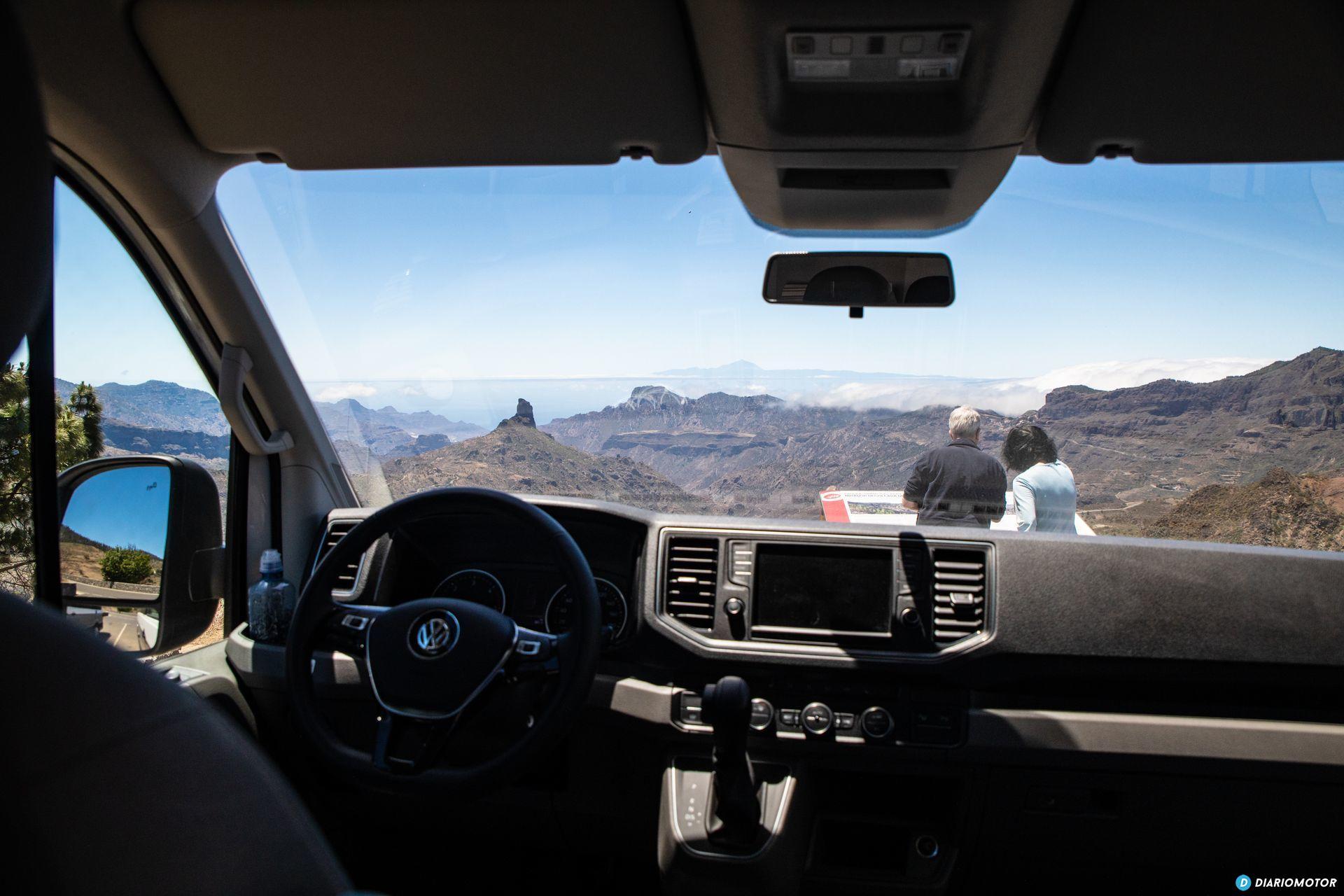 Prueba Volkswagen Grand California 8
