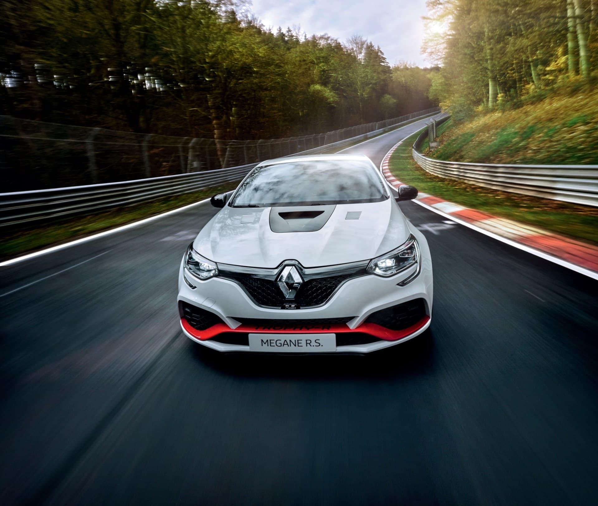 2019 Renault MÉgane R.s. Trophy R : Record Au Nürburgring