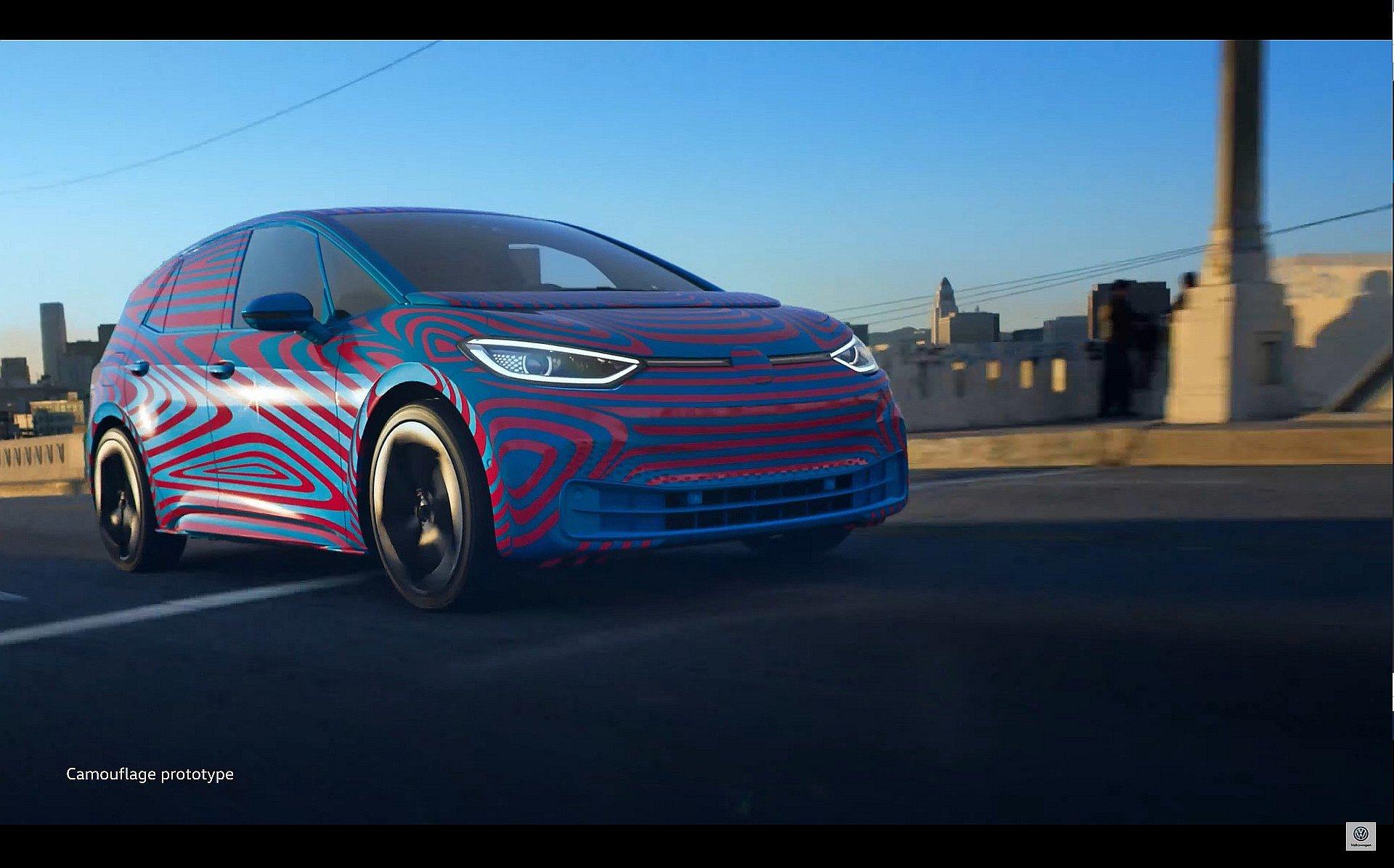 Volkswagen Coche Electrico Voli 3 Dm 2