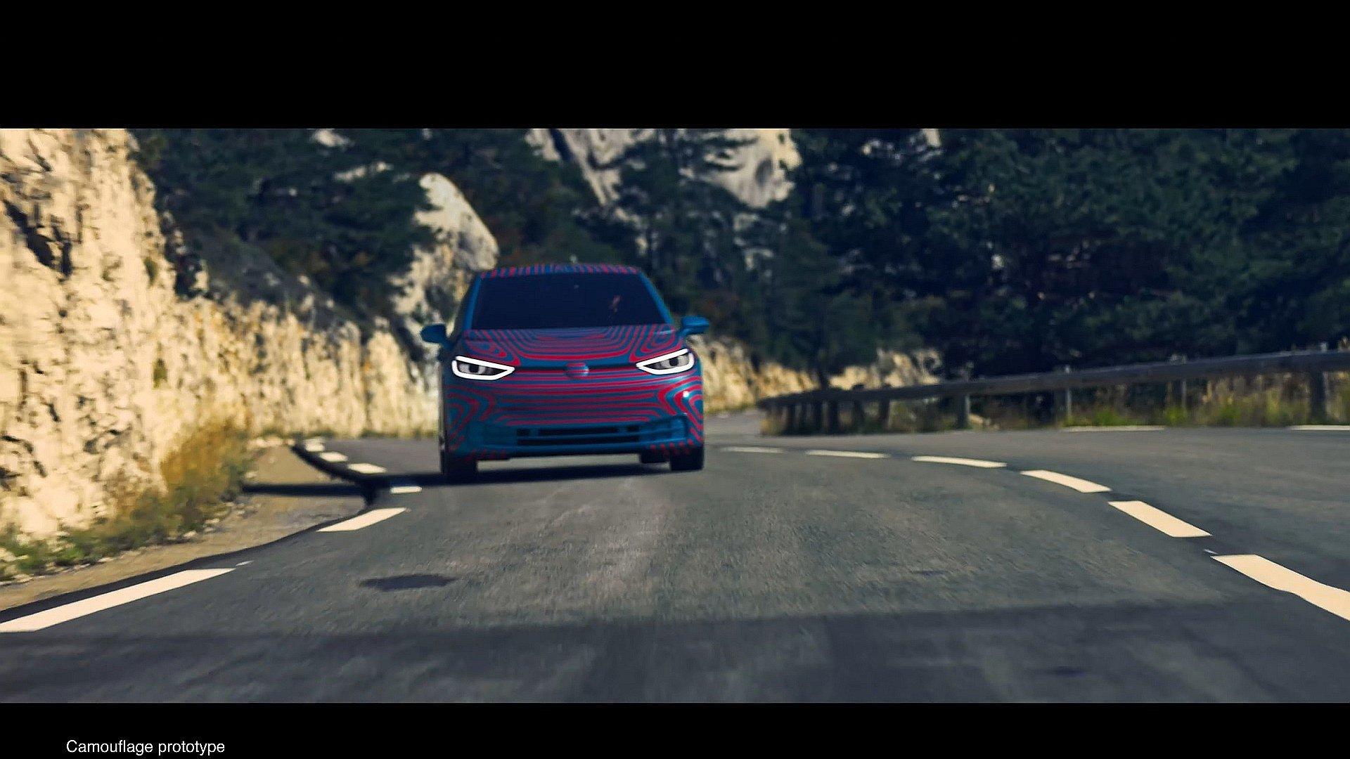 Volkswagen Coche Electrico Voli 3 Dm 3