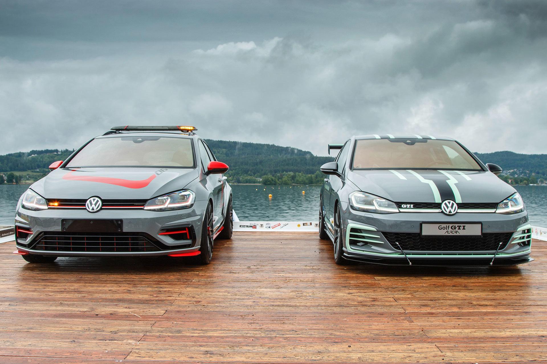 Volkswagen Golf Gti Aurora Estate Fighter 2019 03