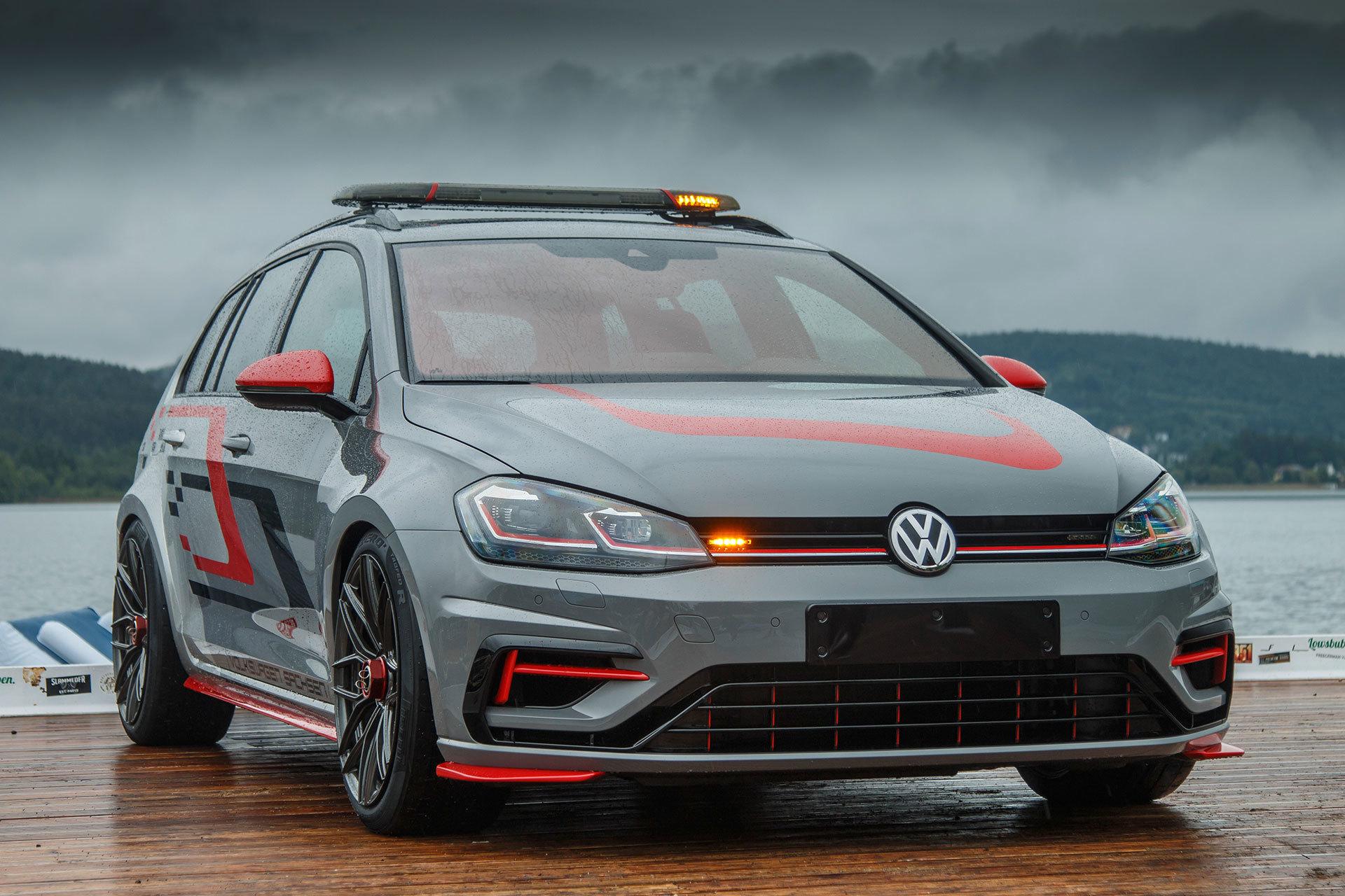 Volkswagen Golf Gti Aurora Estate Fighter 2019 04