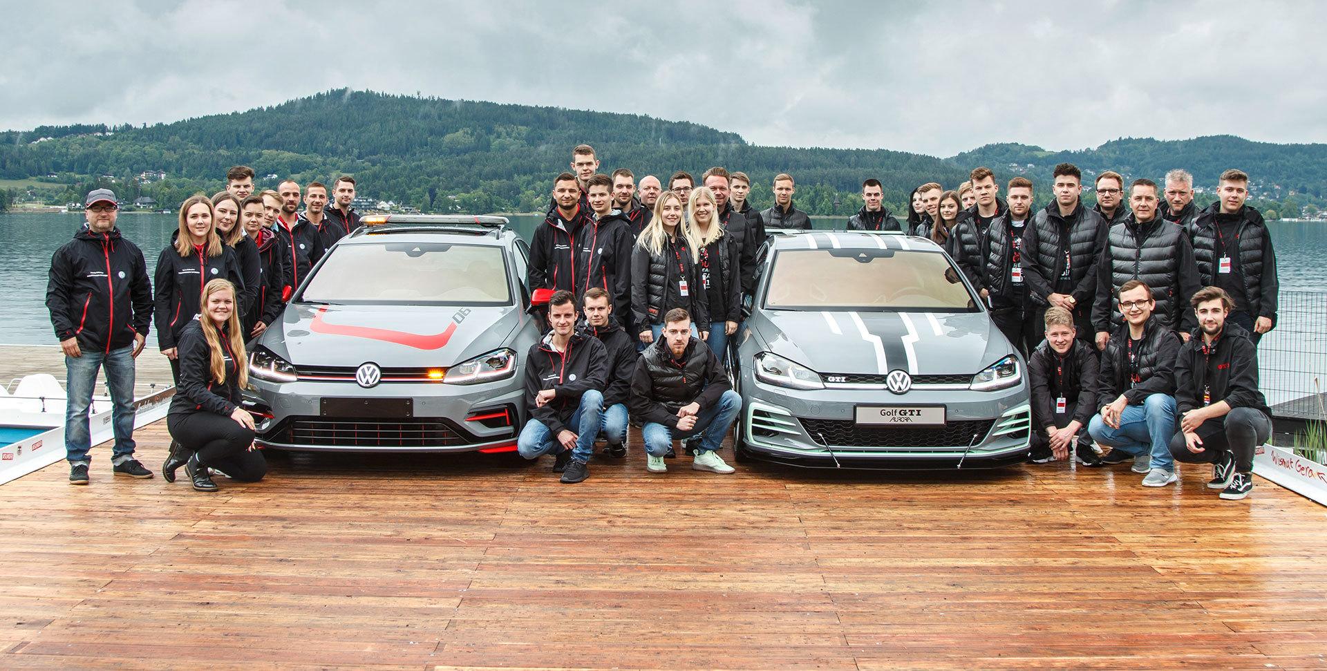 Volkswagen Golf Gti Aurora Estate Fighter 2019 07