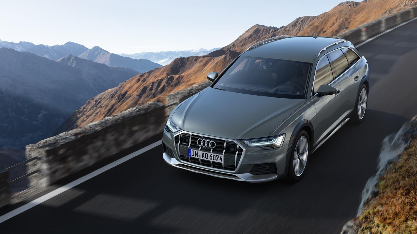 Audi A6 Allroad 2019 0619 007