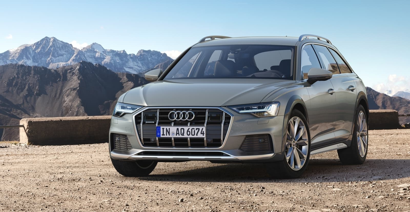Audi A6 Allroad 2019 0619 015