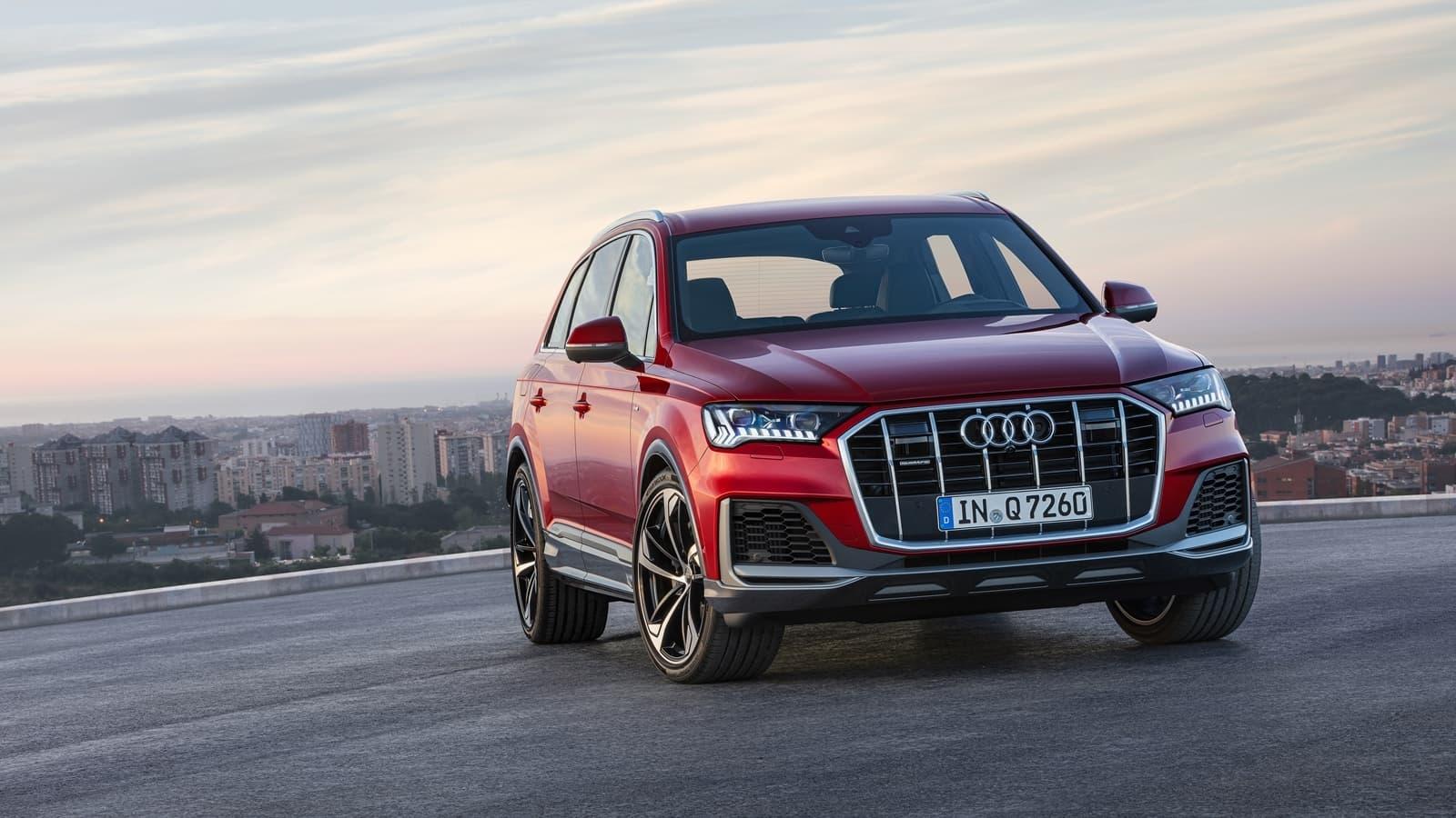 Audi Q7 2021 Precios Y Versiones Caracteristicas Ficha Tecnica Fotos Y Noticias Diariomotor