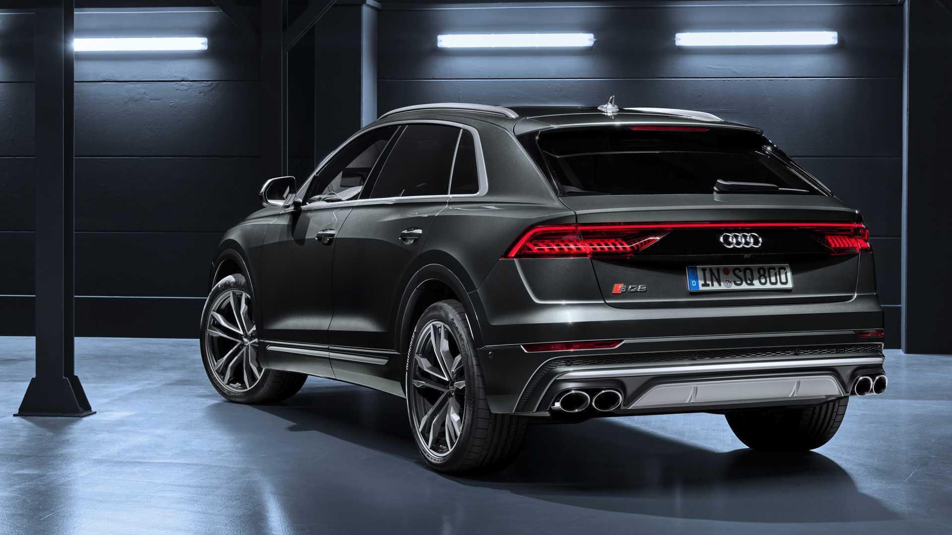 Audi Sq8 Tdi 2020 2