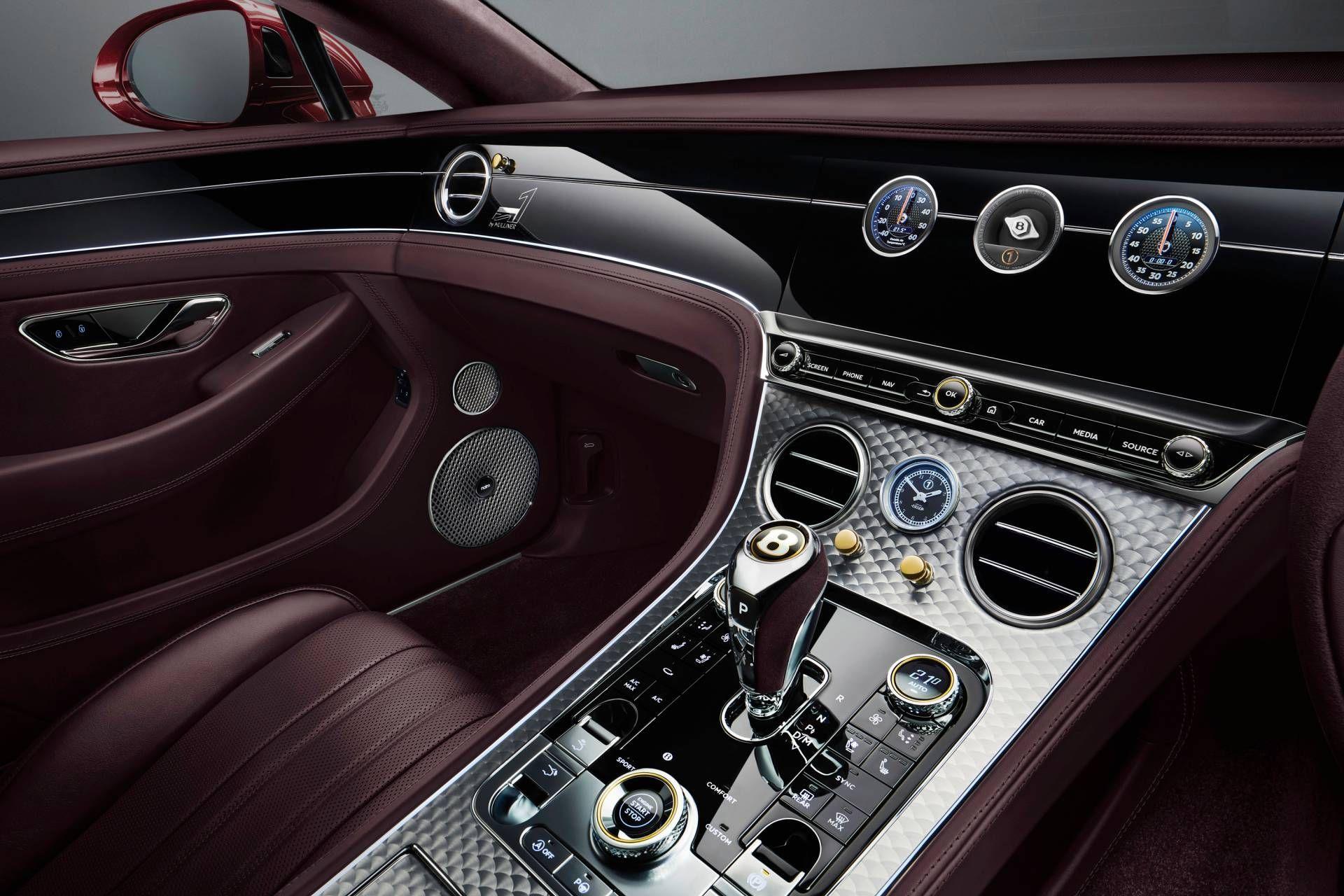 Este Bentley Continental Gt Convertible Es Un Sentido Homenaje Al Pasado De La Marca Foto 20 De 25