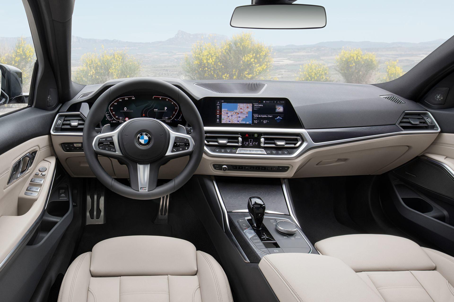 Bmw Serie 3 Touring 2020 1 Interior
