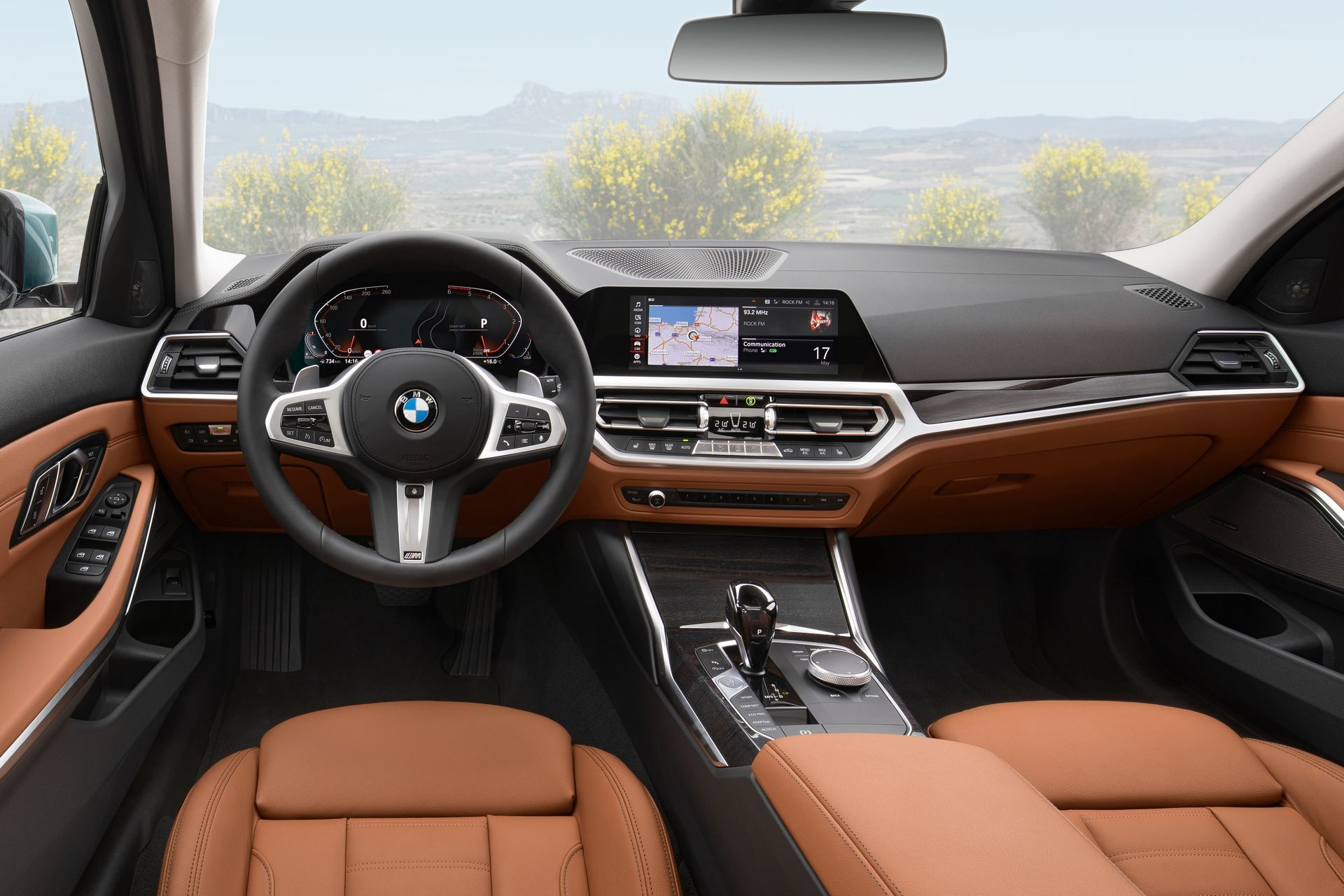 Bmw Serie 3 Touring 2020 2 Interior