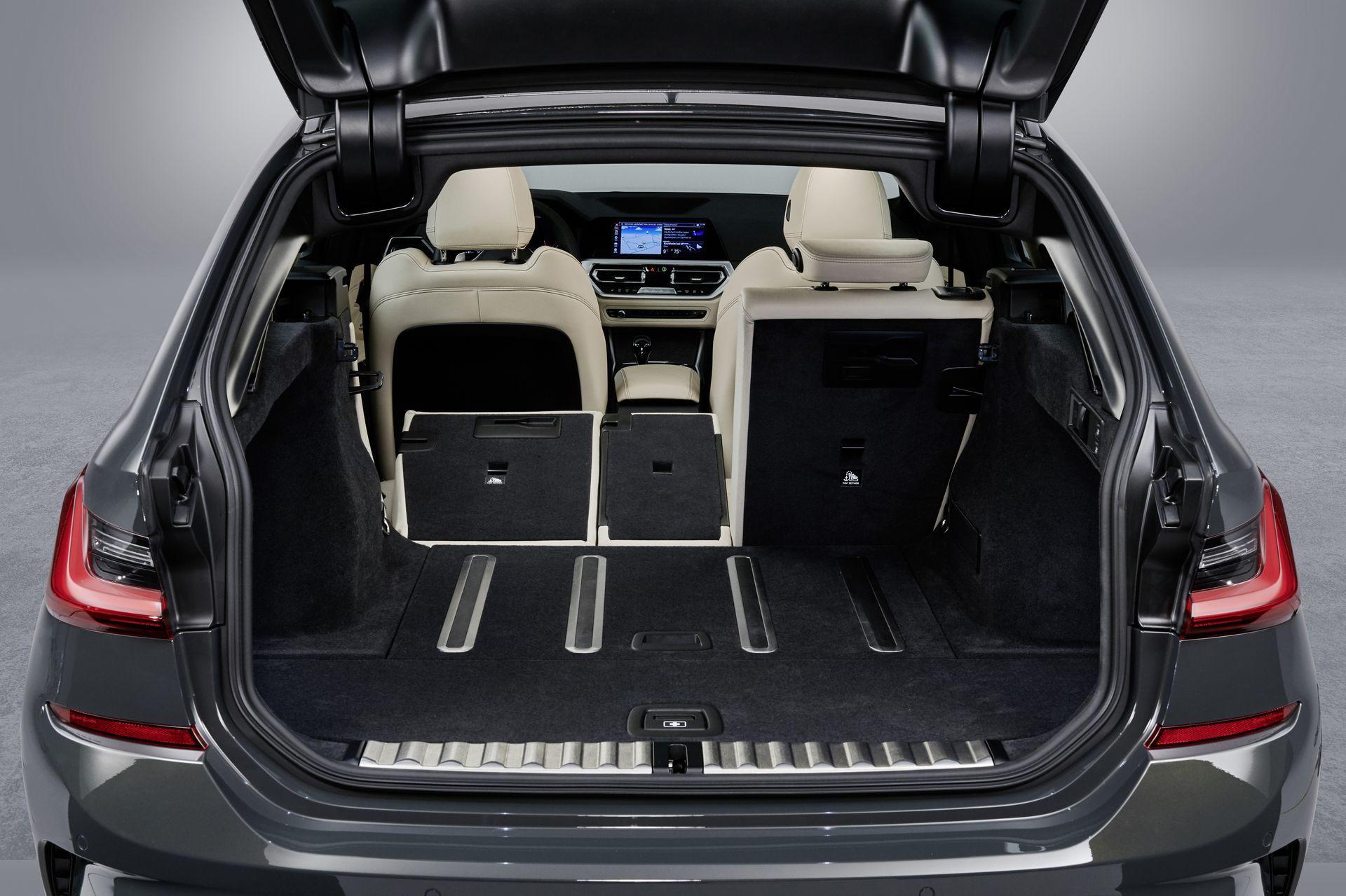 Bmw Serie 3 Touring 2020 2 Maletero
