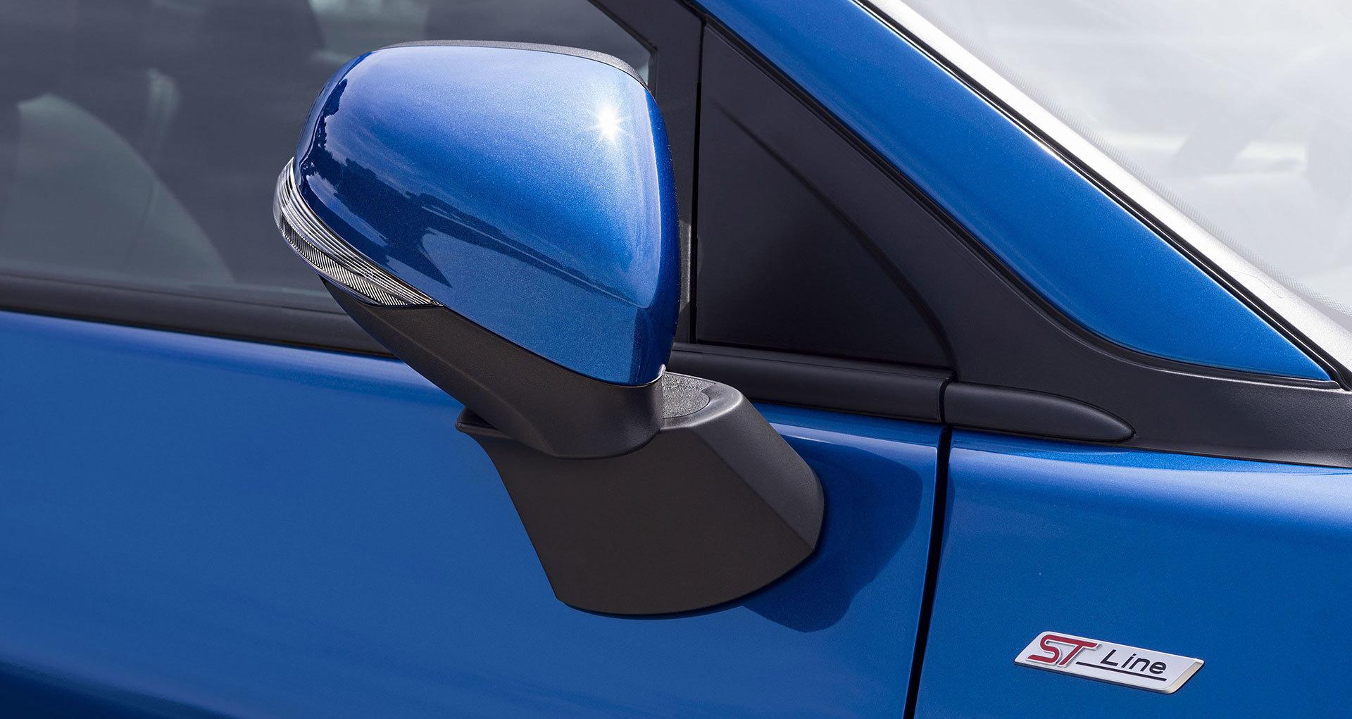 Ford Puma 2019 Detalles Exterior Azul 02