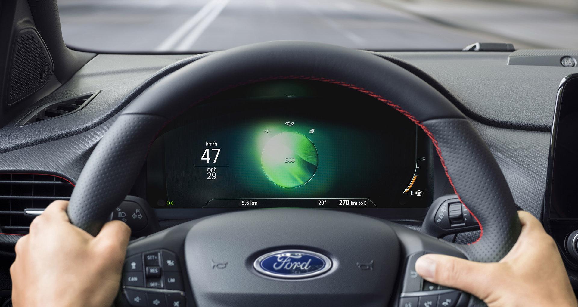 Ford Puma 2019 Interior 01