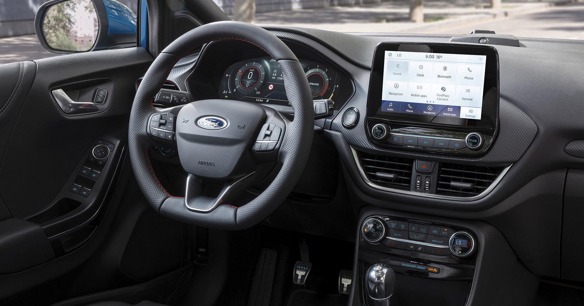 Ford Puma 2019 Interior 05