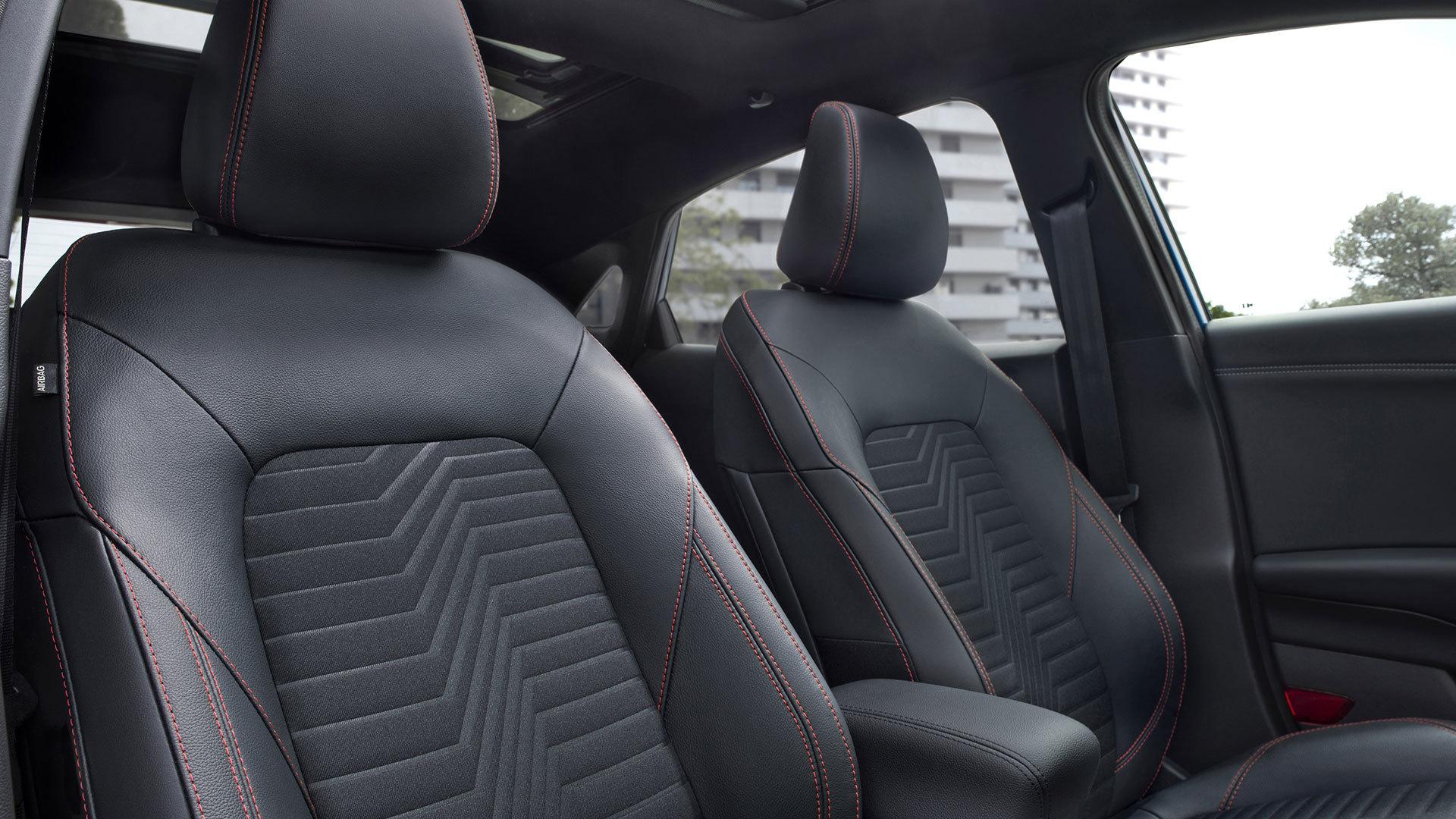 Ford Puma 2019 Interior 09