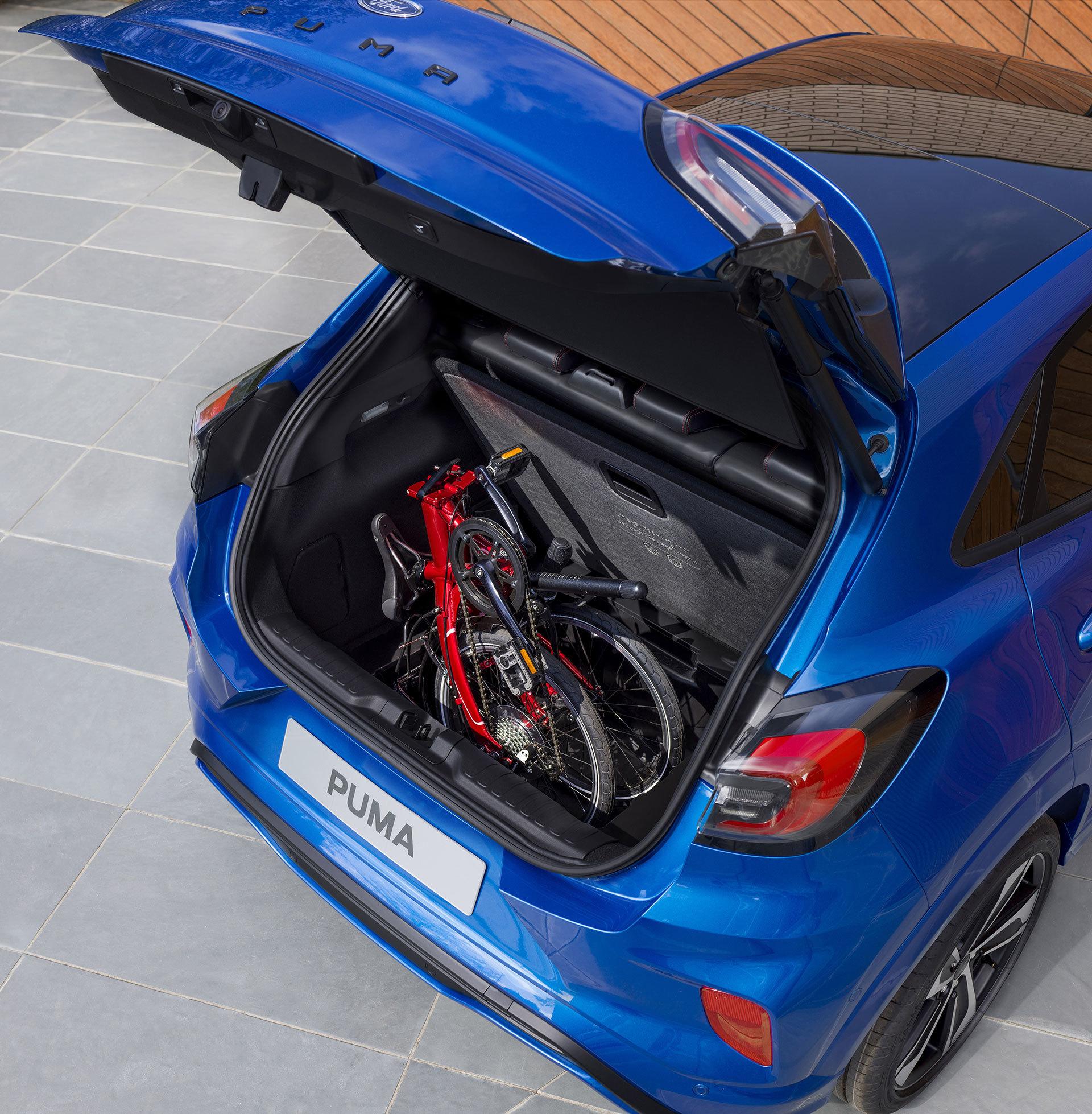 Ford Puma 2019 Maletero 03