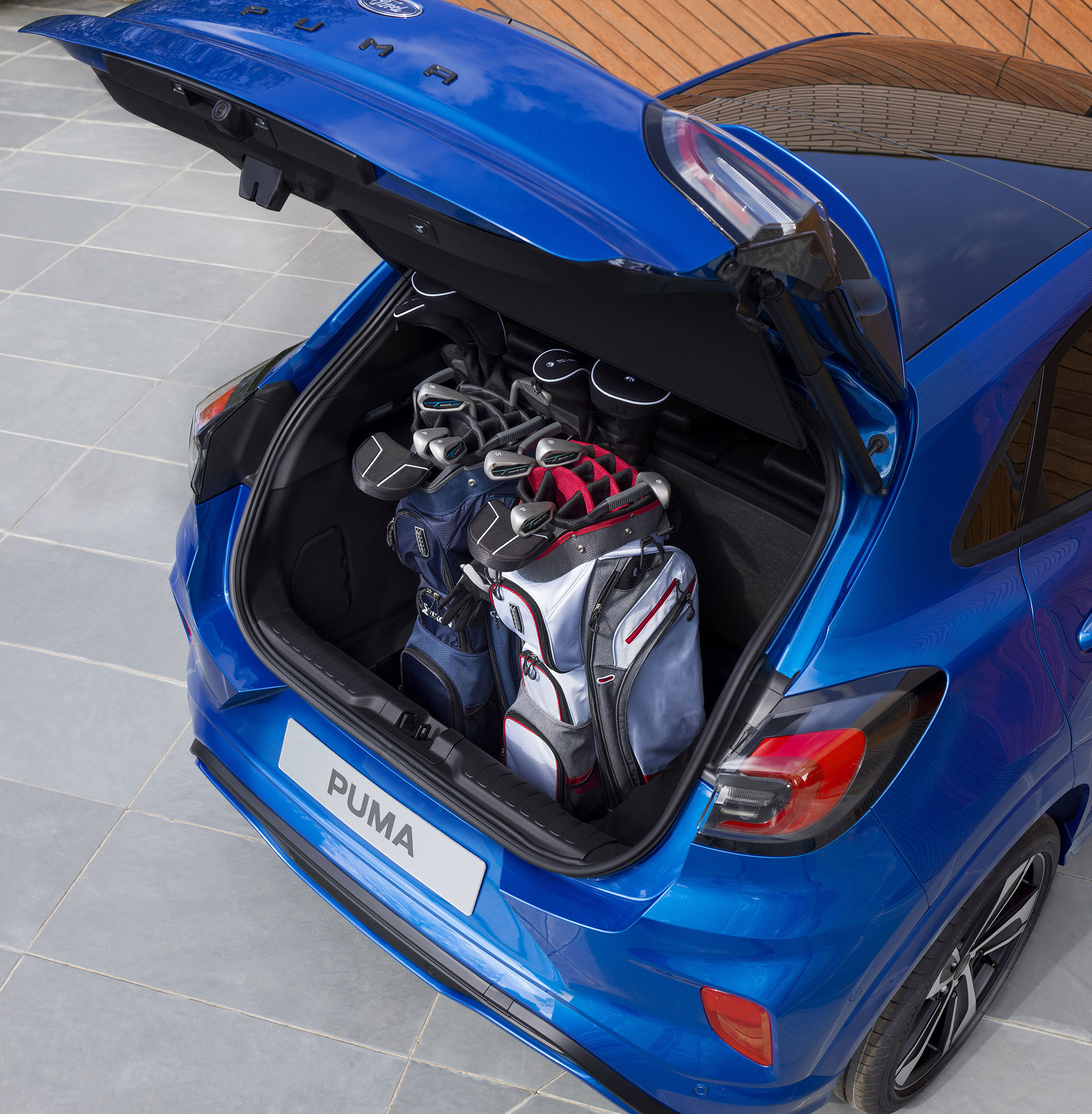 Ford Puma 2019 Maletero 04