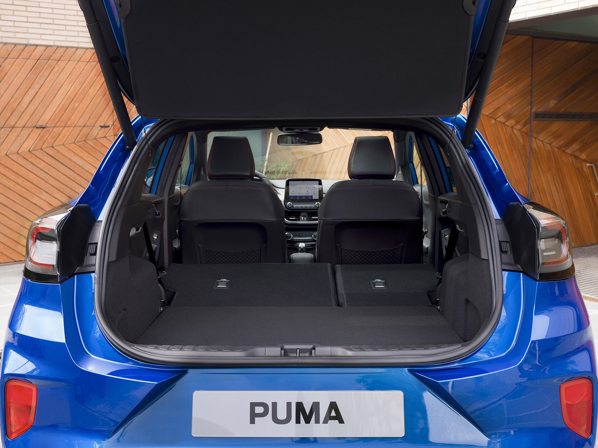 Ford Puma 2019 Maletero 06