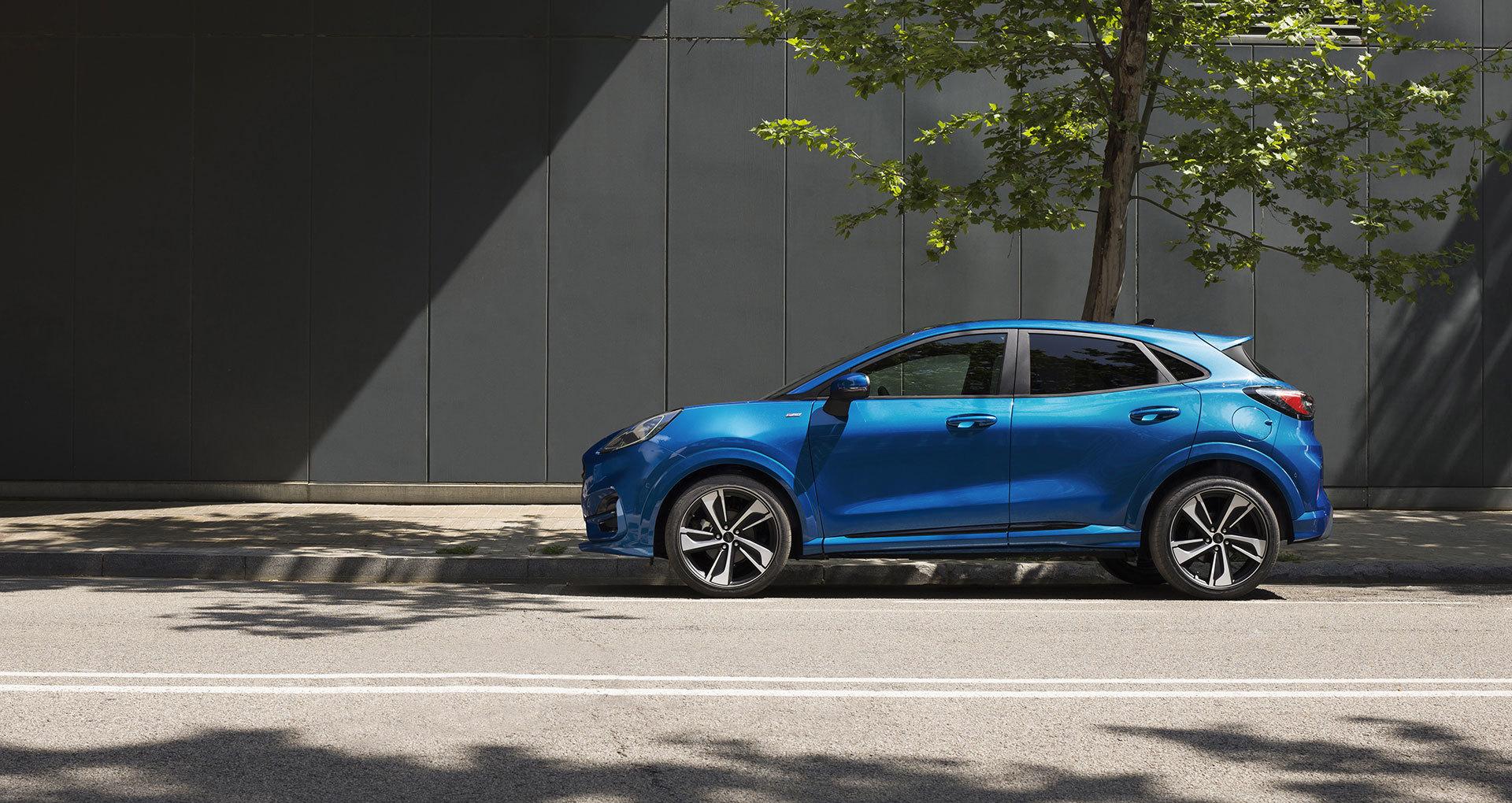 Ford Puma St Line Azul 2019 06