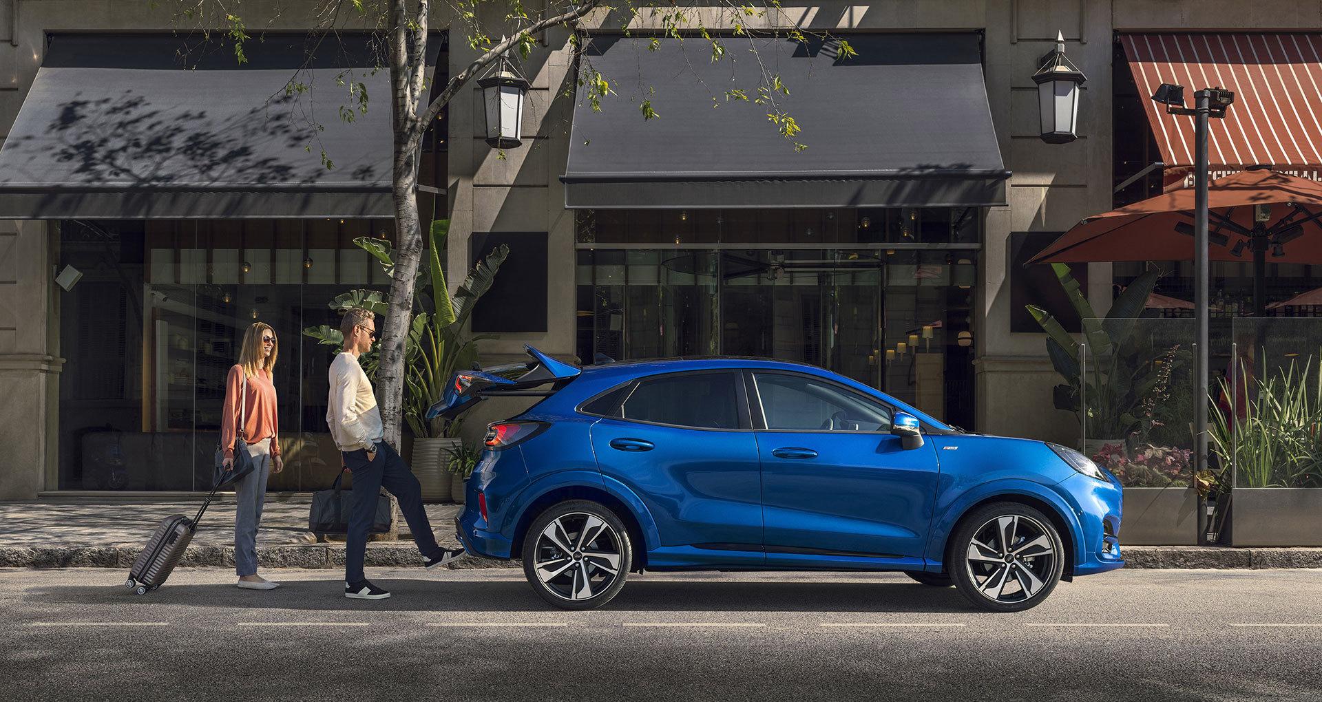 Ford Puma St Line Azul 2019 07