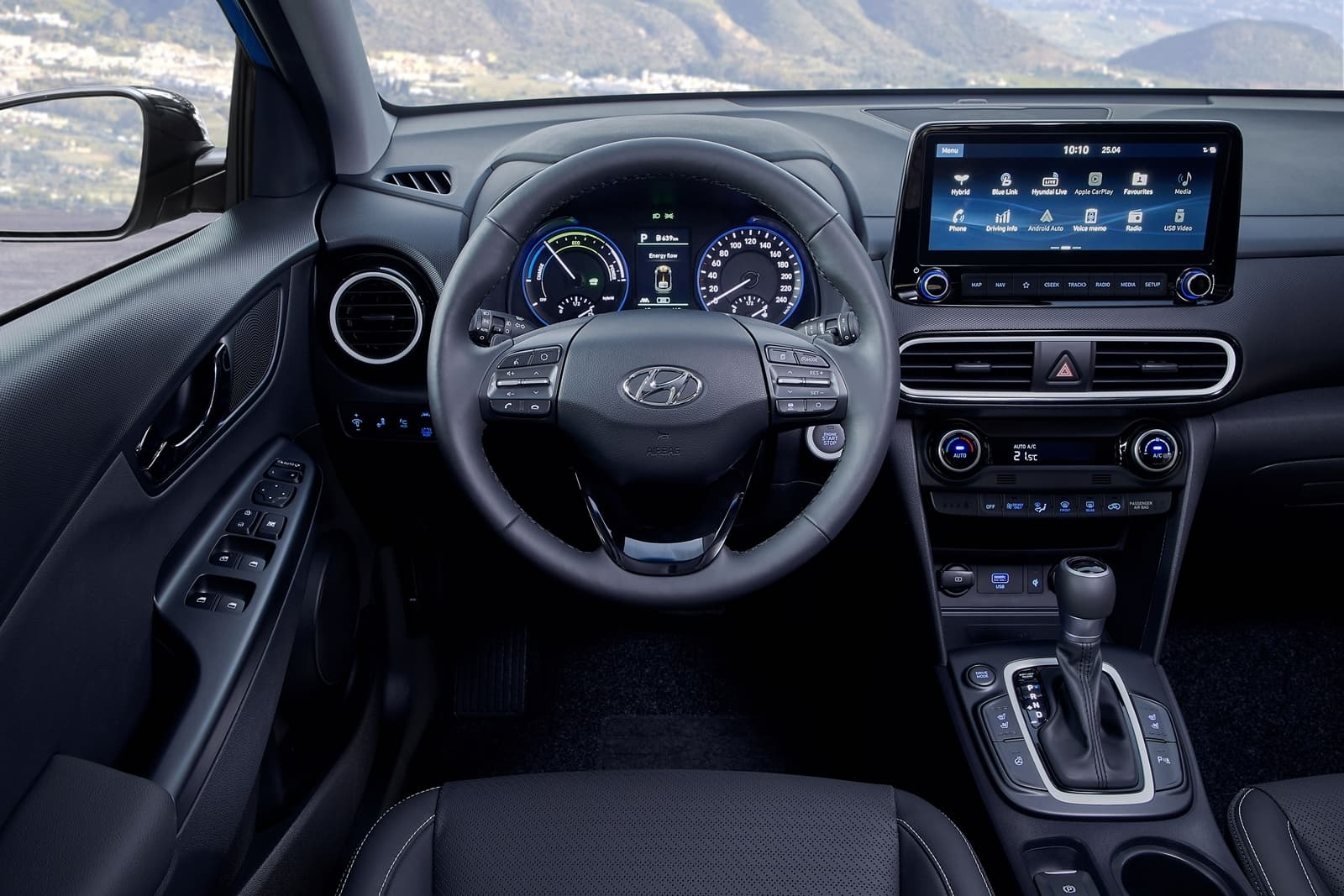 Hyundai Kona Hibrido 0619 016