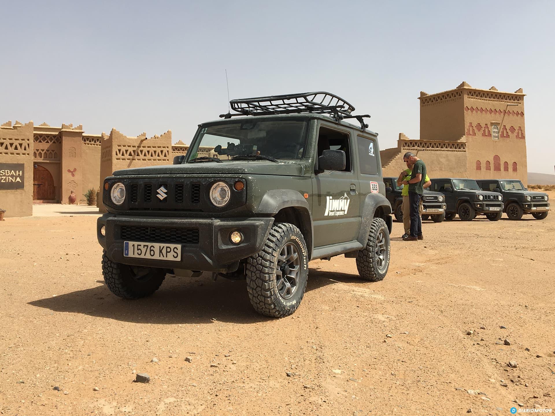 Jimny Desert Experience 2019 00002