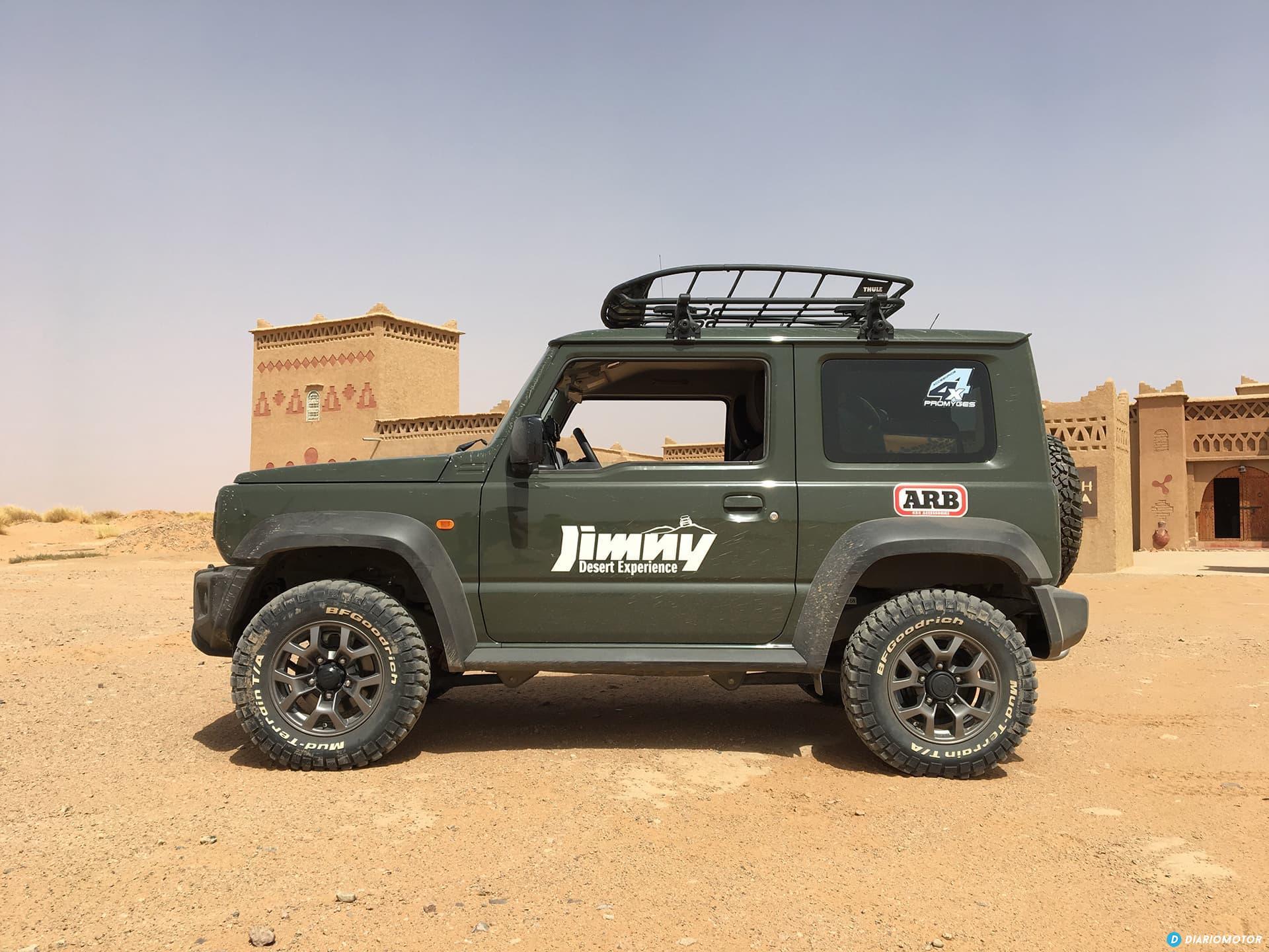 Jimny Desert Experience 2019 00003