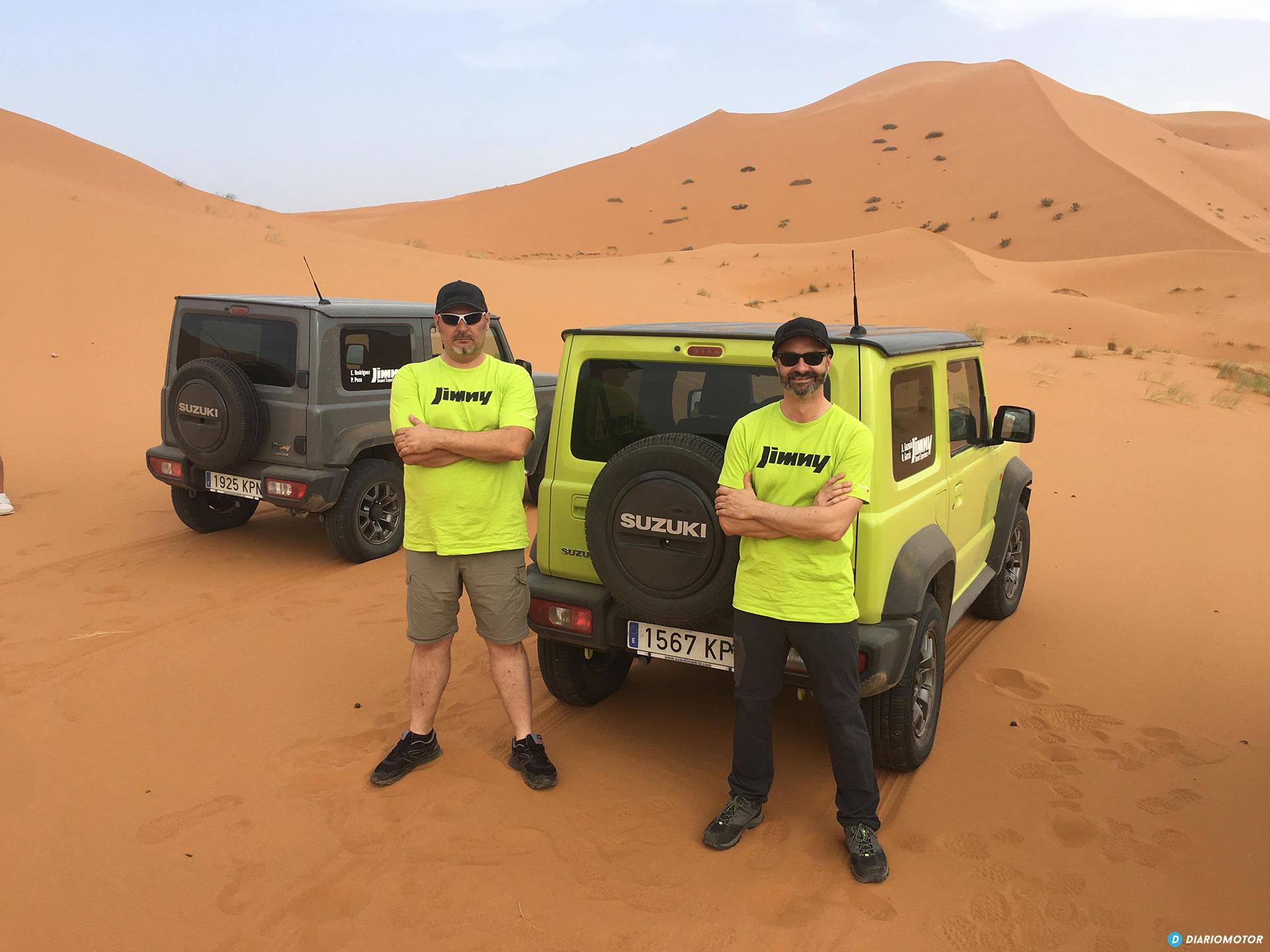 Jimny Desert Experience 2019 00005