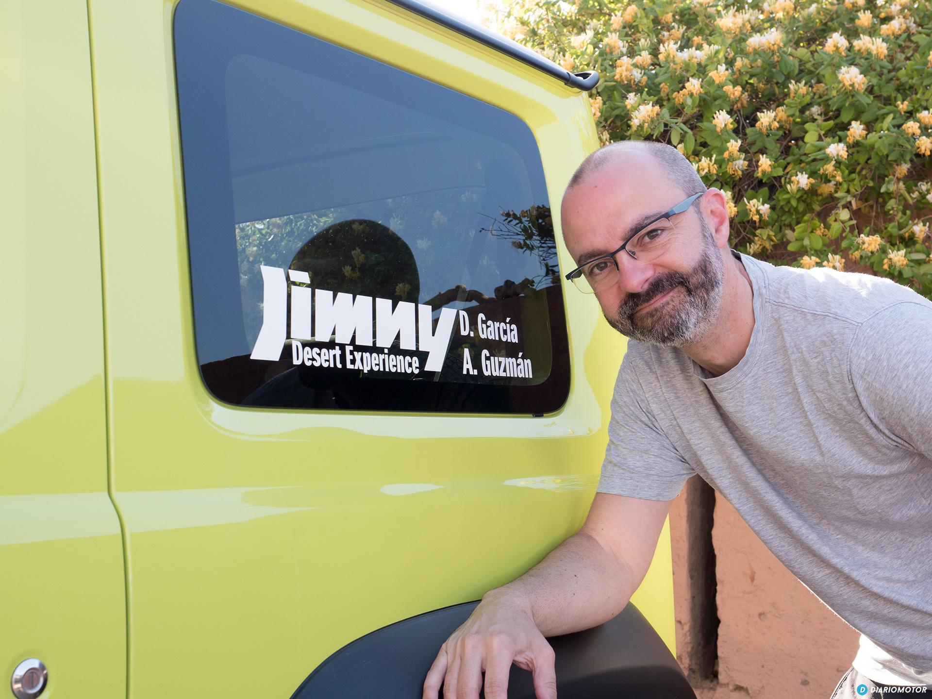 Jimny Desert Experience 2019 00007