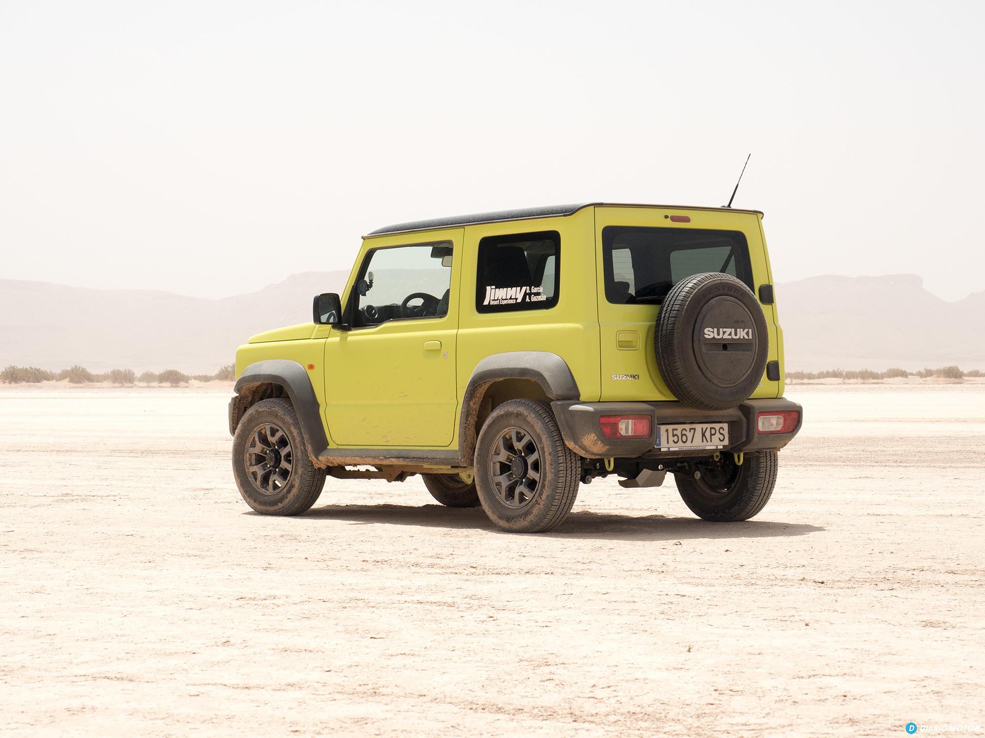 Jimny Desert Experience 2019 00010