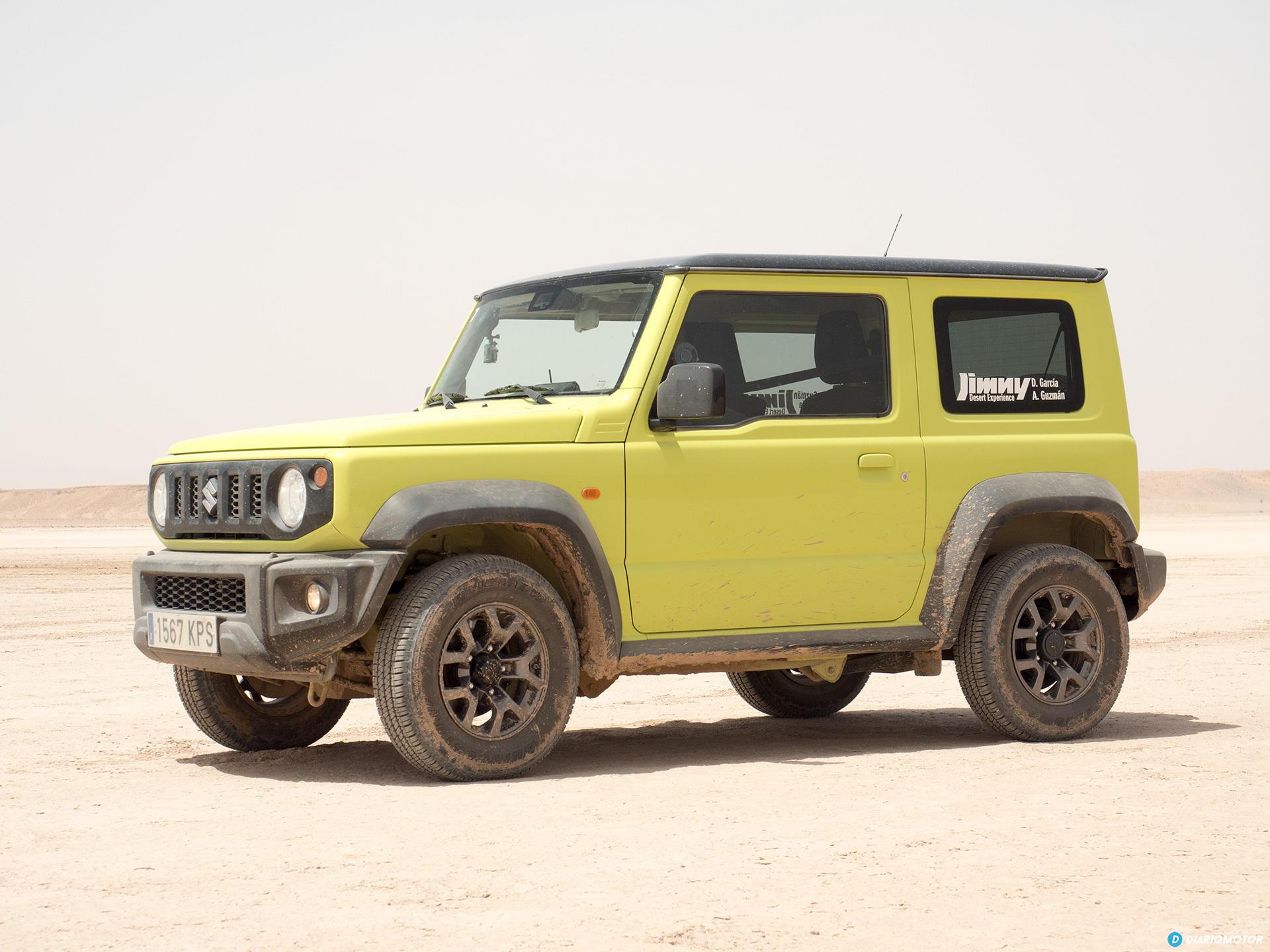Jimny Desert Experience 2019 00012