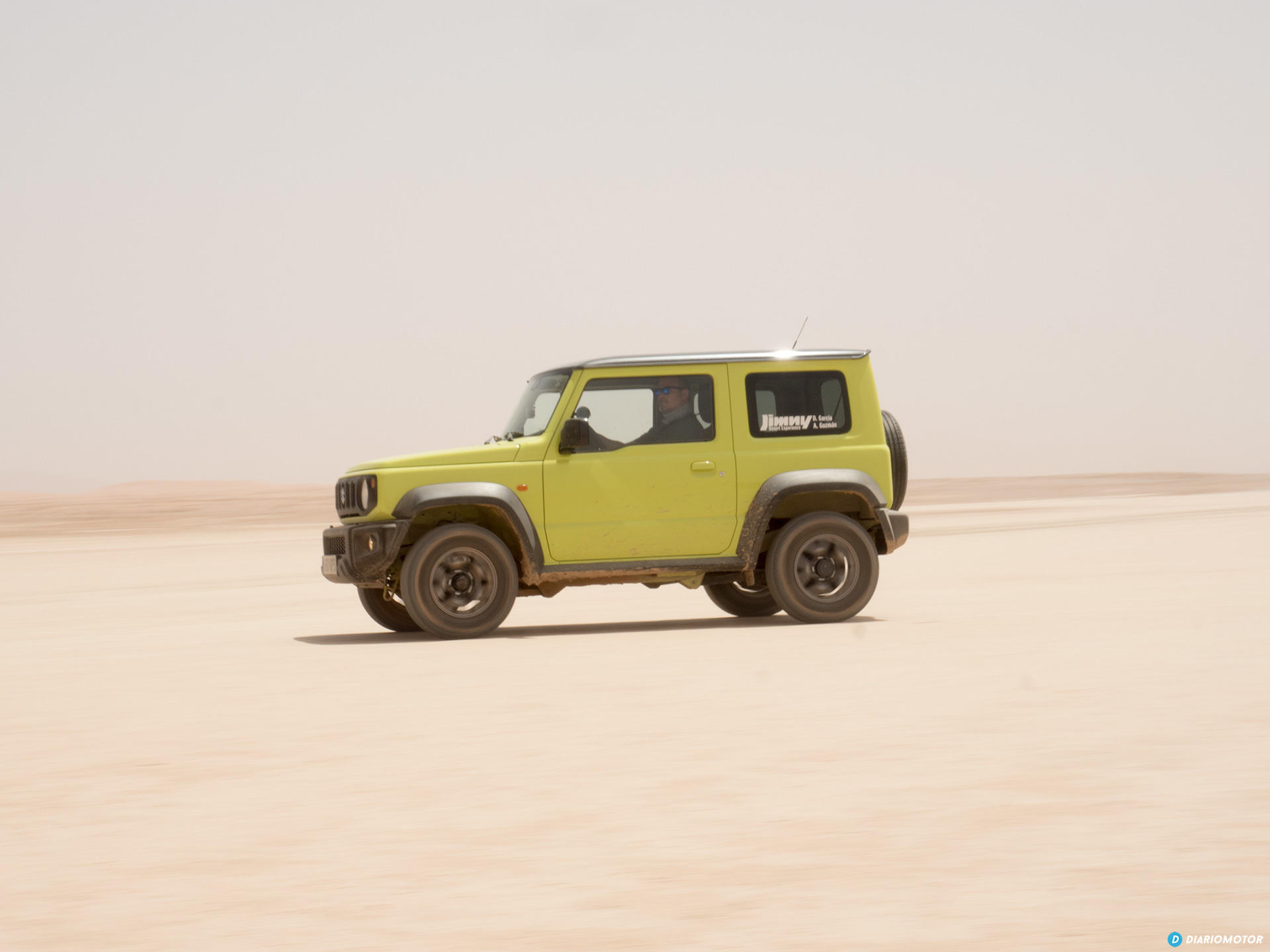 Jimny Desert Experience 2019 00013