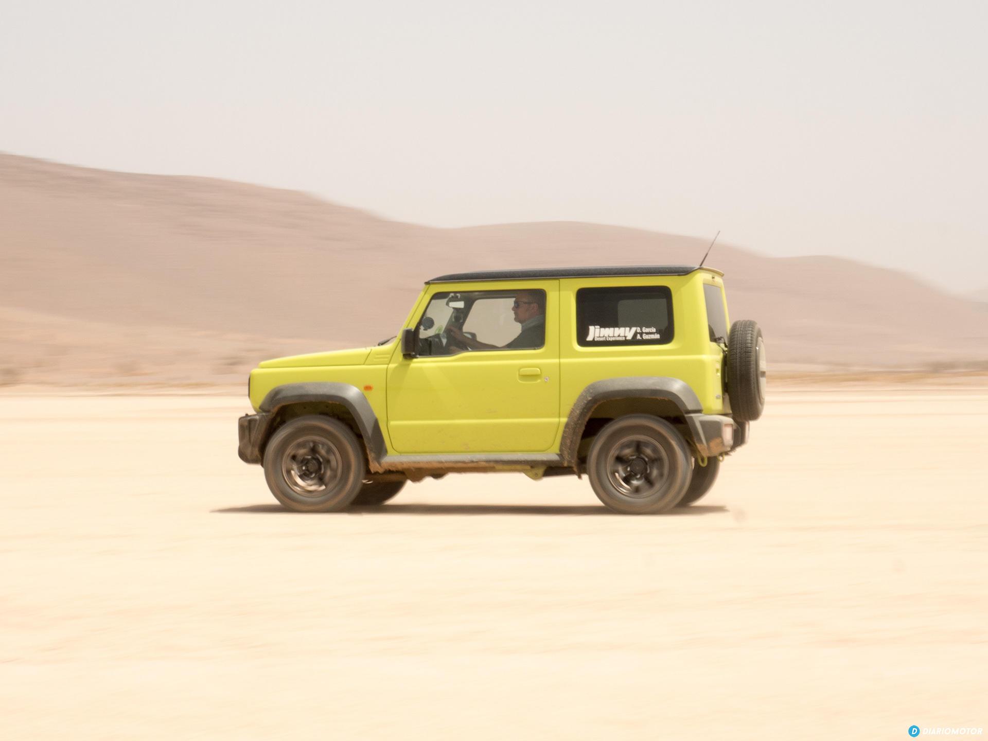 Jimny Desert Experience 2019 00014