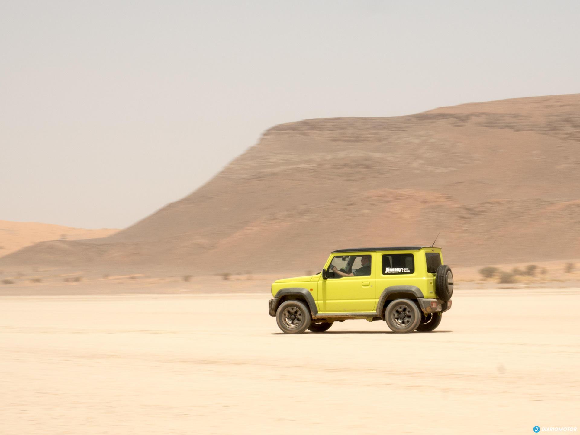 Jimny Desert Experience 2019 00015