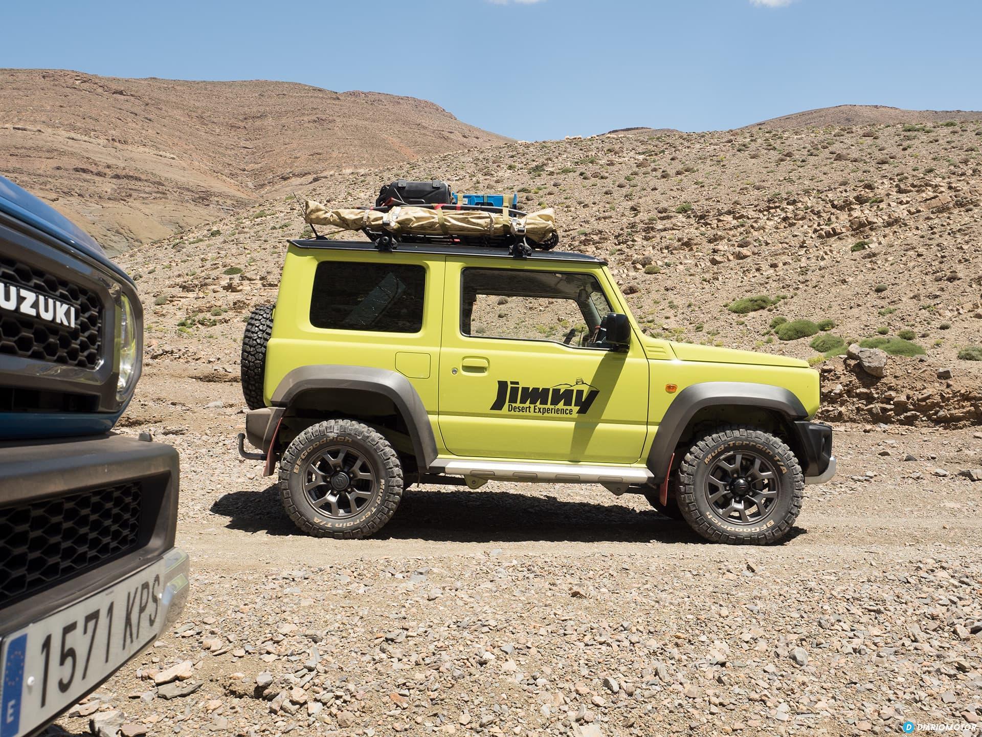 Jimny Desert Experience 2019 00016