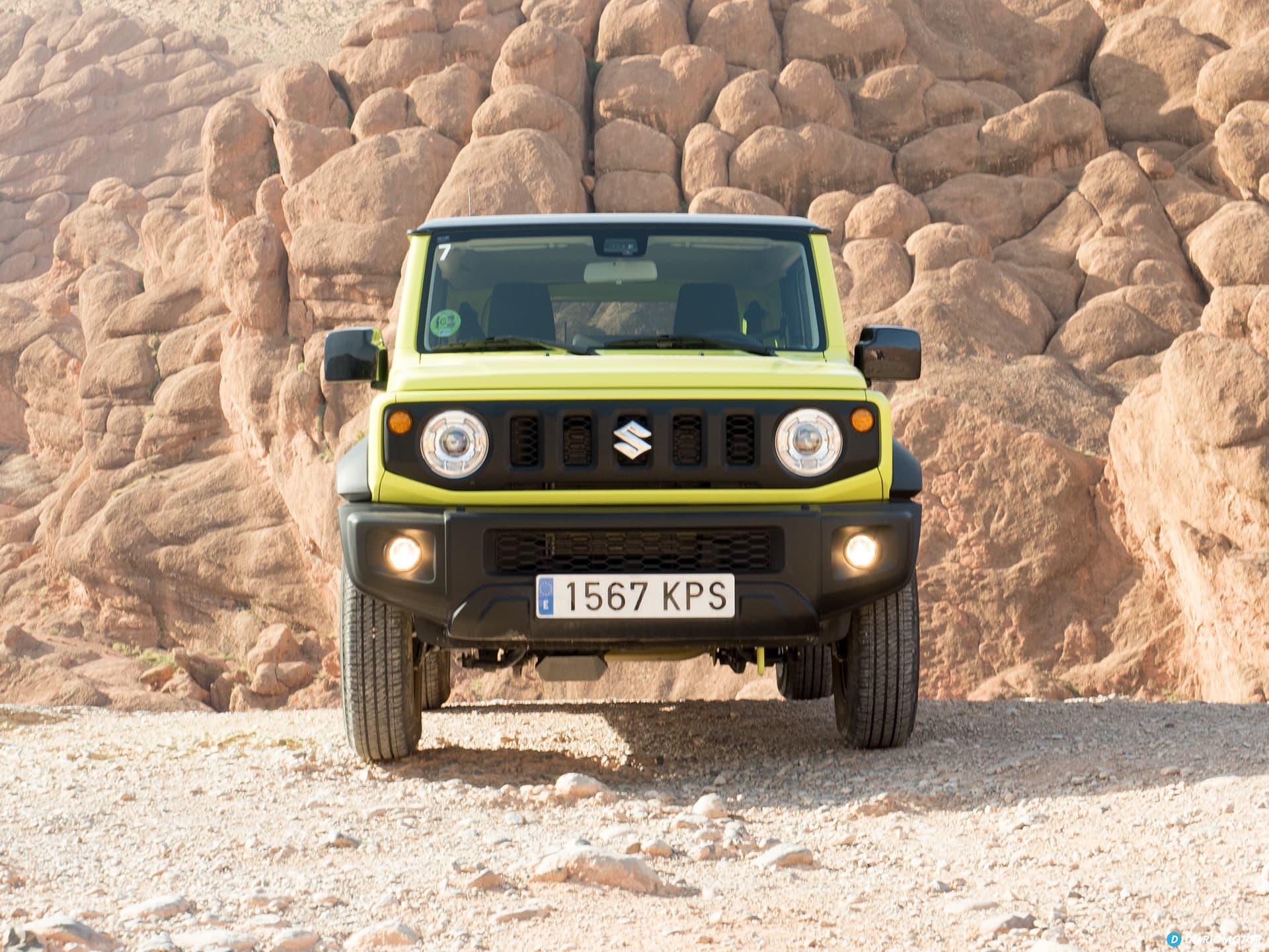 Jimny Desert Experience 2019 00018