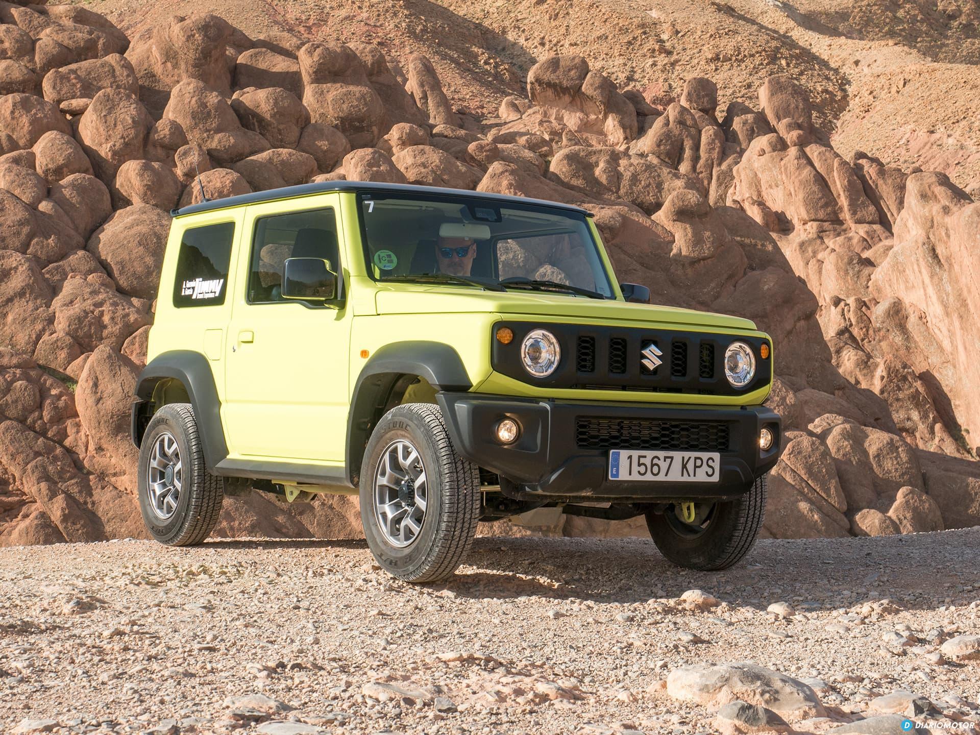 Jimny Desert Experience 2019 00019