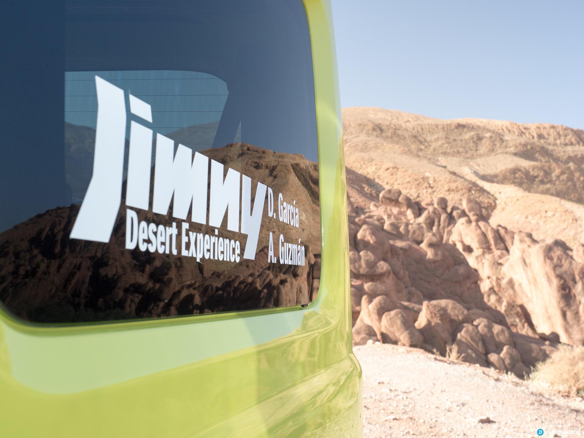 Jimny Desert Experience 2019 00020