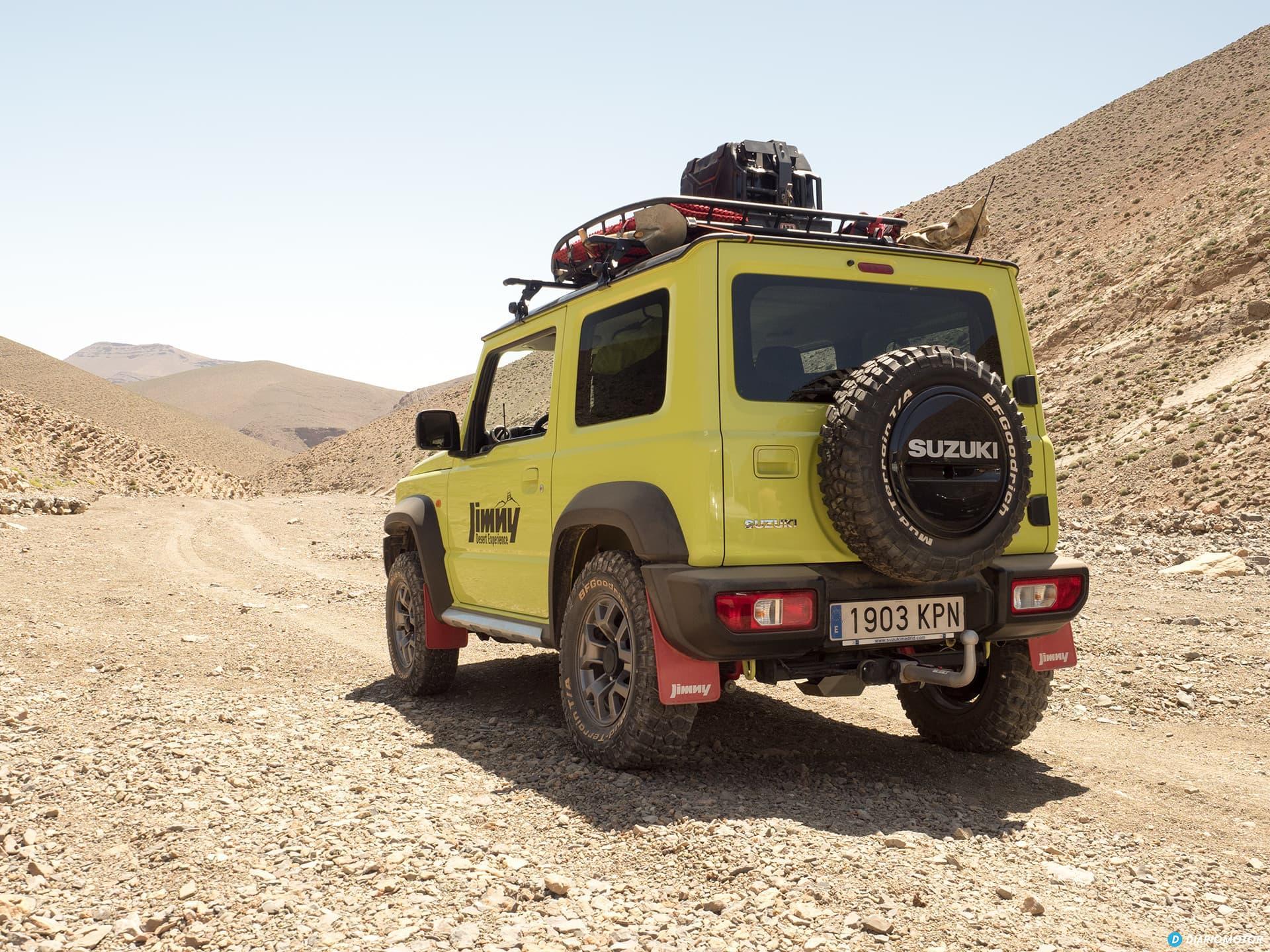 Jimny Desert Experience 00001