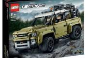 Land Rover Defender Lego Adelanto 1 thumbnail