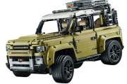 Land Rover Defender Lego Adelanto 3 thumbnail