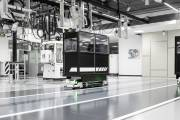 Neuer Mercedes Amg Vierzylinder Turbomotor Aus Hochmoderner Fertigung: Der Stärkste Serien Vierzylinder Der Welt, Made In Affalterbach New Mercedes Amg Four Cylinder Turbo Engine From Ultra Modern Production: The World's Most Powerful Four Cylinder Engin thumbnail