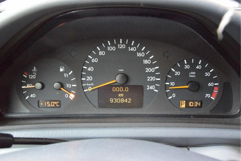 Mercedes Clk Millon Km 9